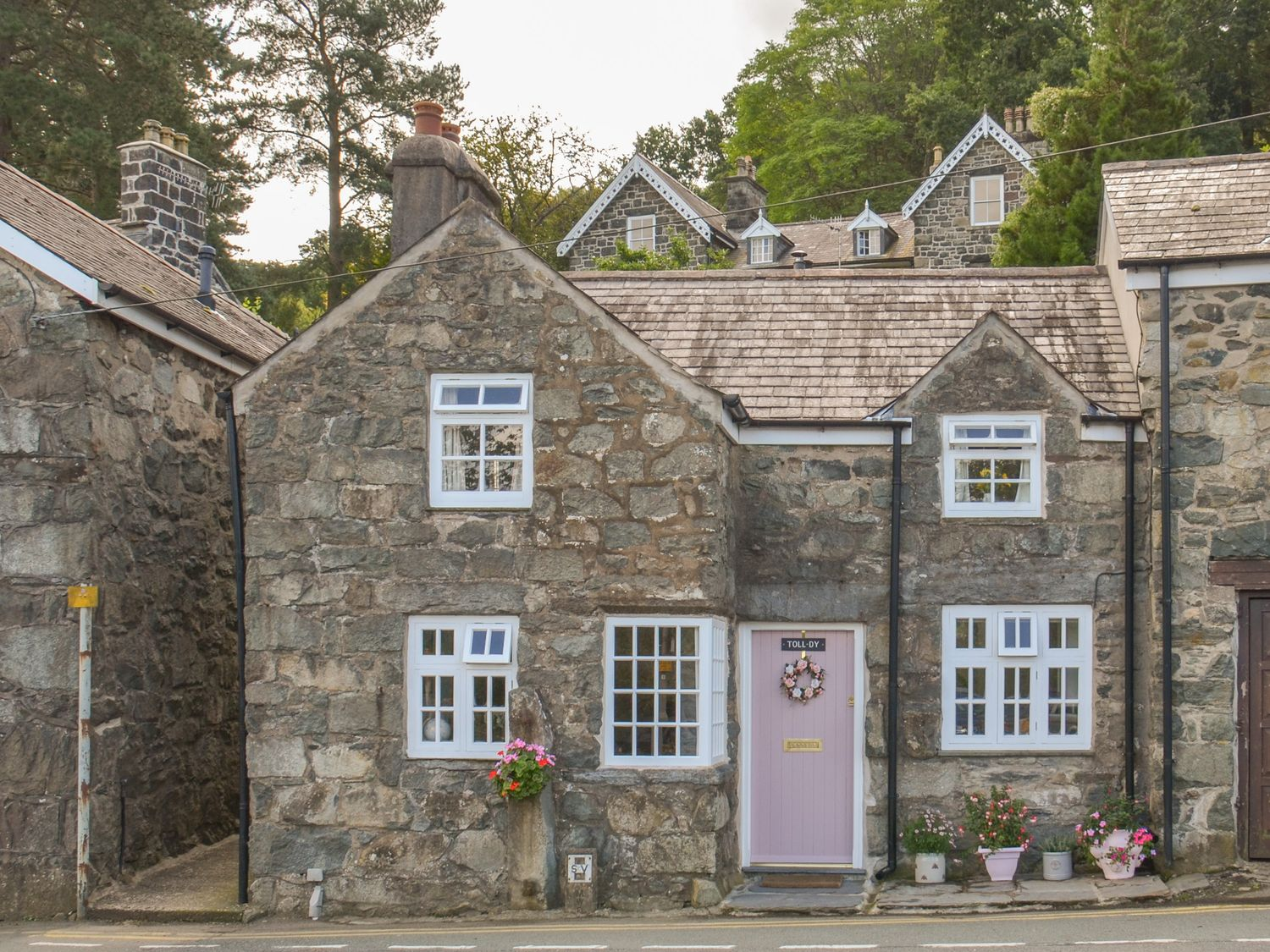 The Toll House (Tolldy) - North Wales - 1022583 - photo 1