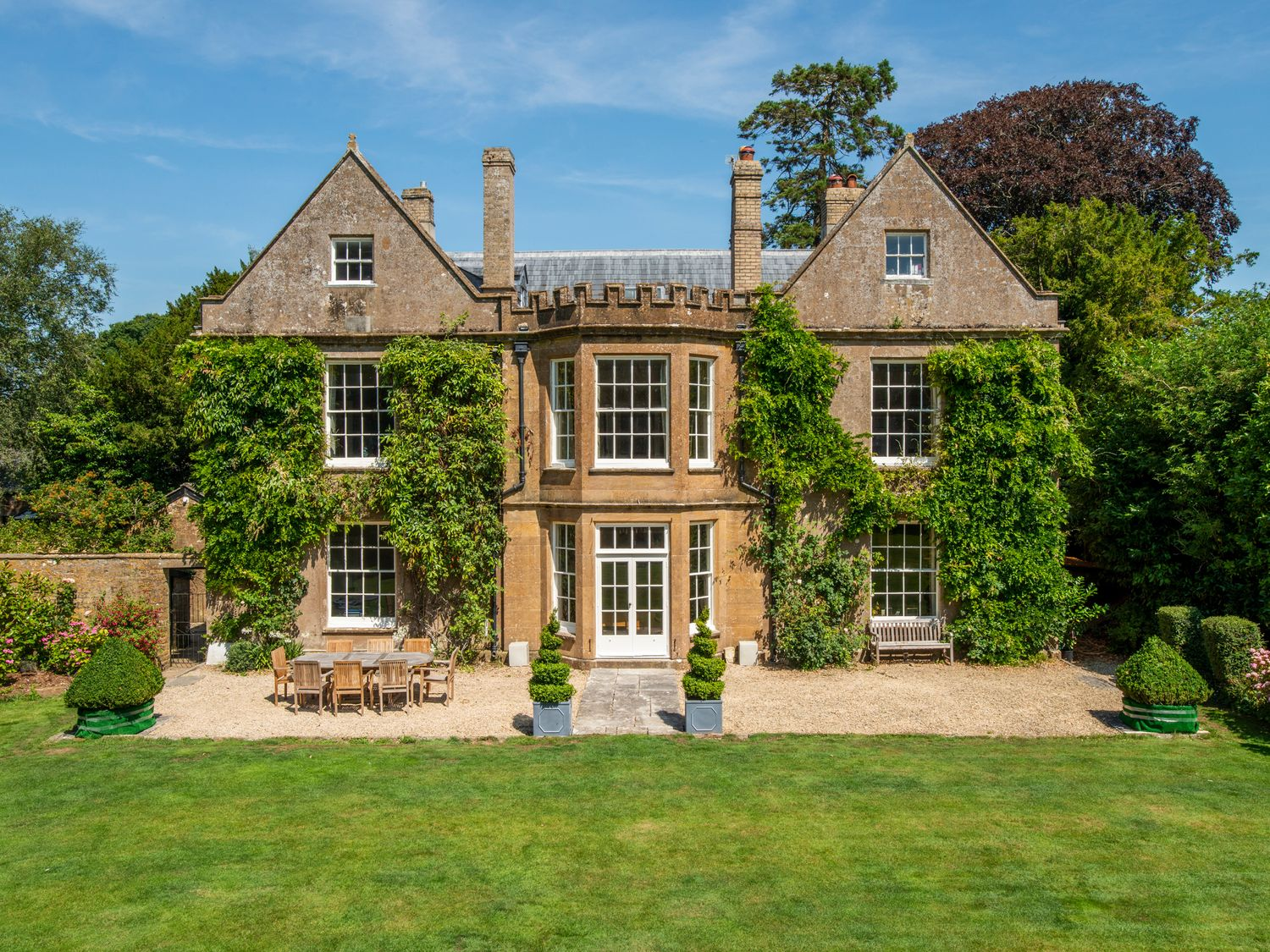 The Old Rectory, Seekings House - Somerset & Wiltshire - 1022605 - photo 1