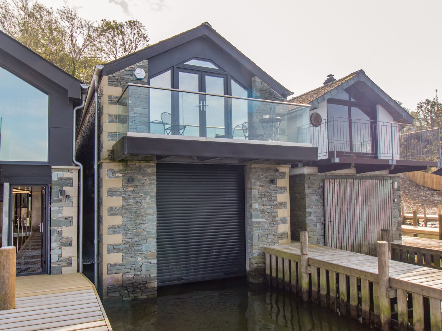 The Boat House at Louper Weir - Lake District - 1022695 - photo 1