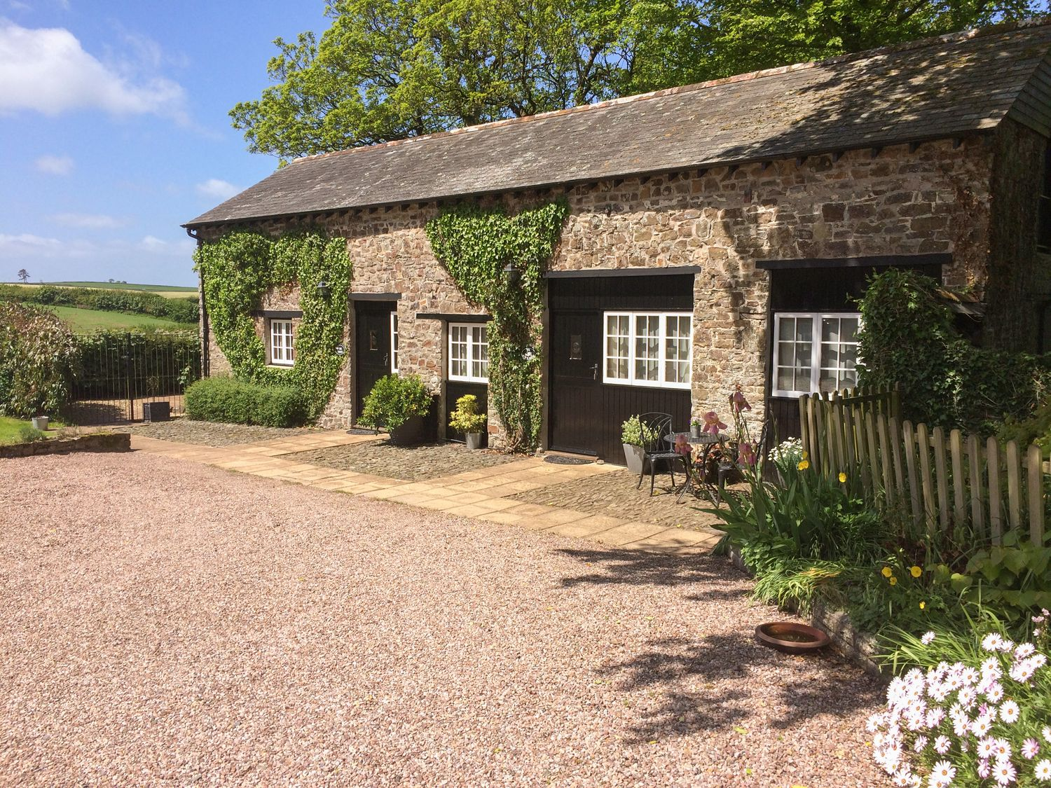 The Stables, Cloister Park Cottages - Devon - 1025179 - photo 1