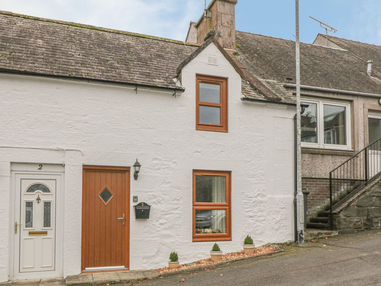 Oak Cottage - Scottish Lowlands - 1025777 - photo 1