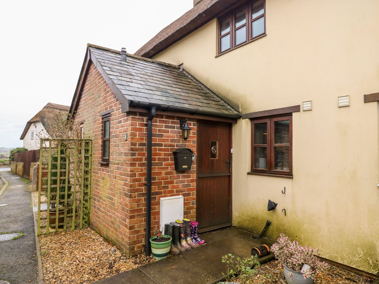2 Rose Cottages - Somerset & Wiltshire - 1026812 - photo 1
