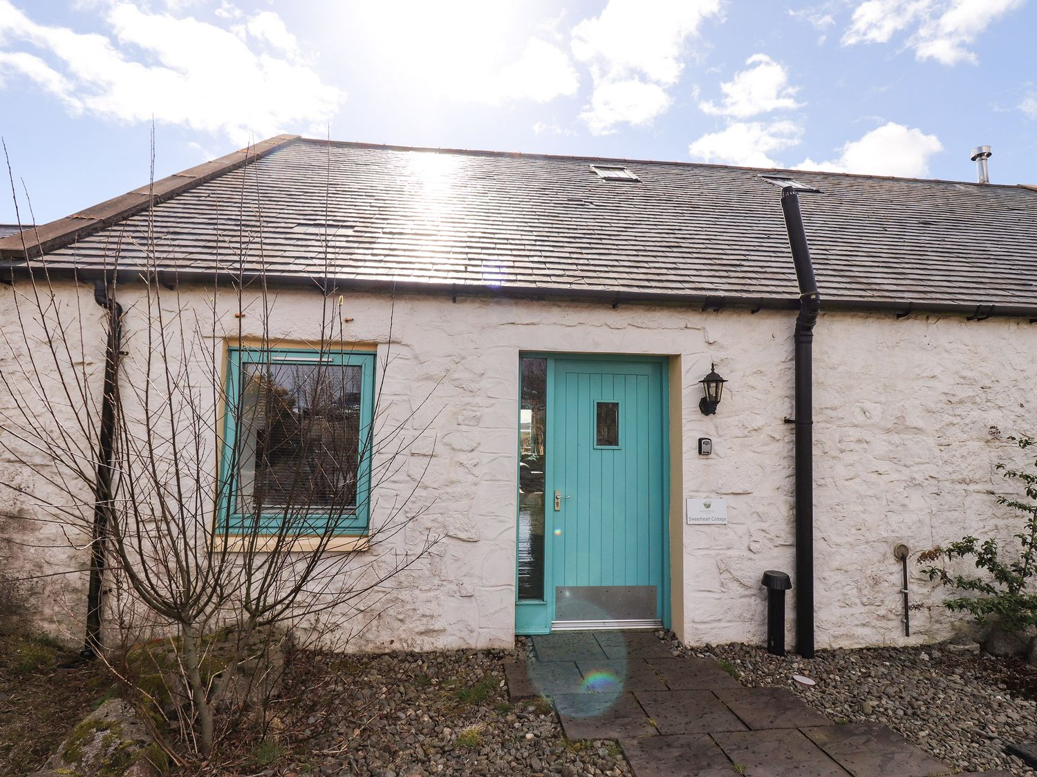 Sweetheart Cottage - Scottish Lowlands - 1026874 - photo 1