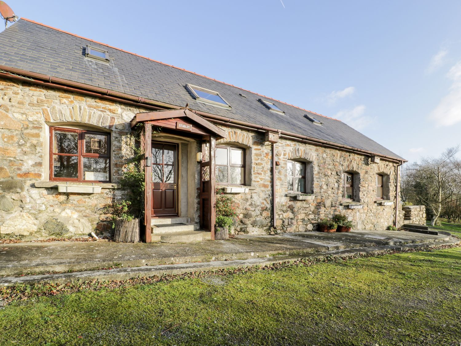 The Stables - Anglesey - 1027447 - photo 1