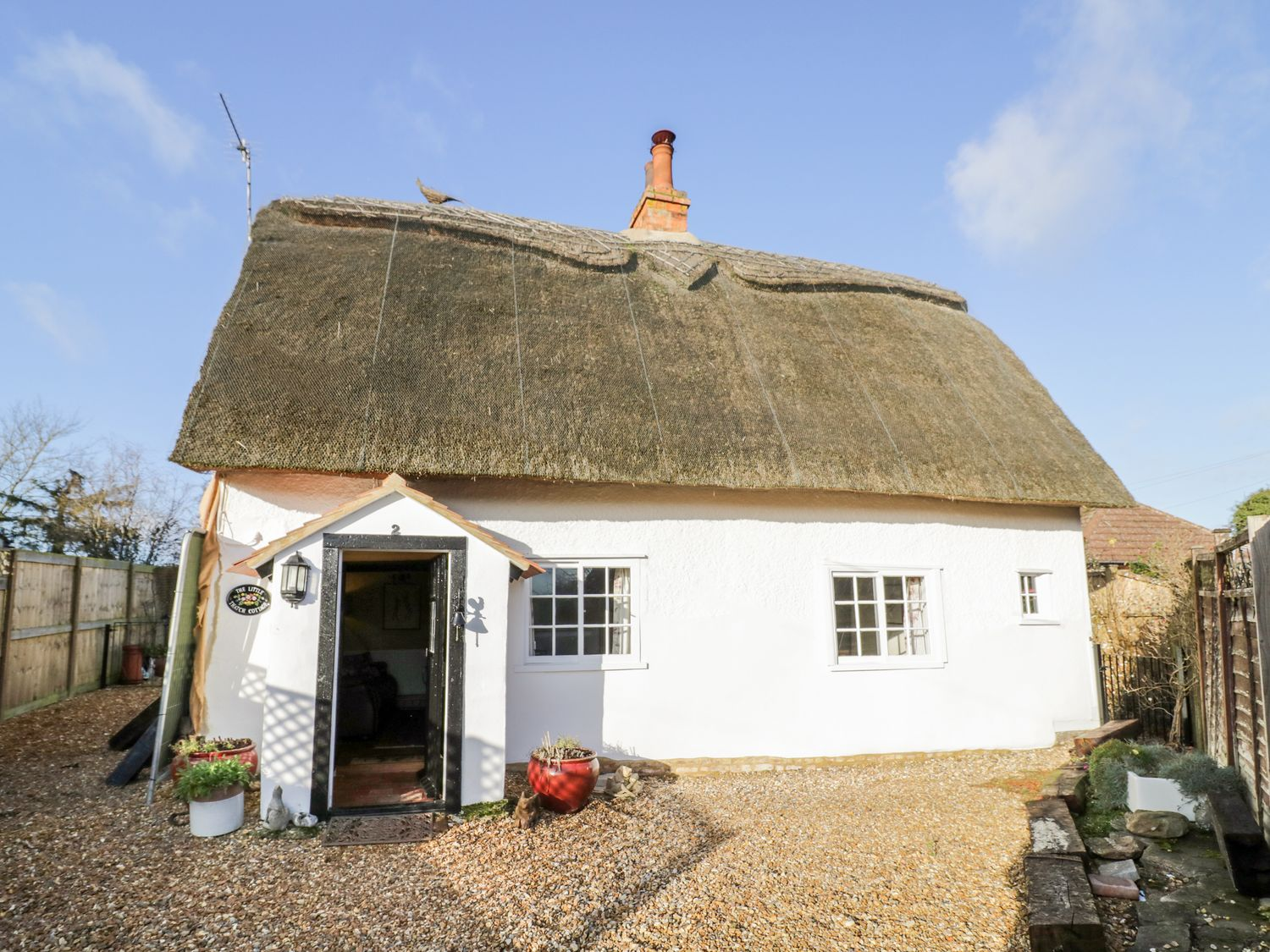 The Little Thatch Cottage - Central England - 1033740 - photo 1