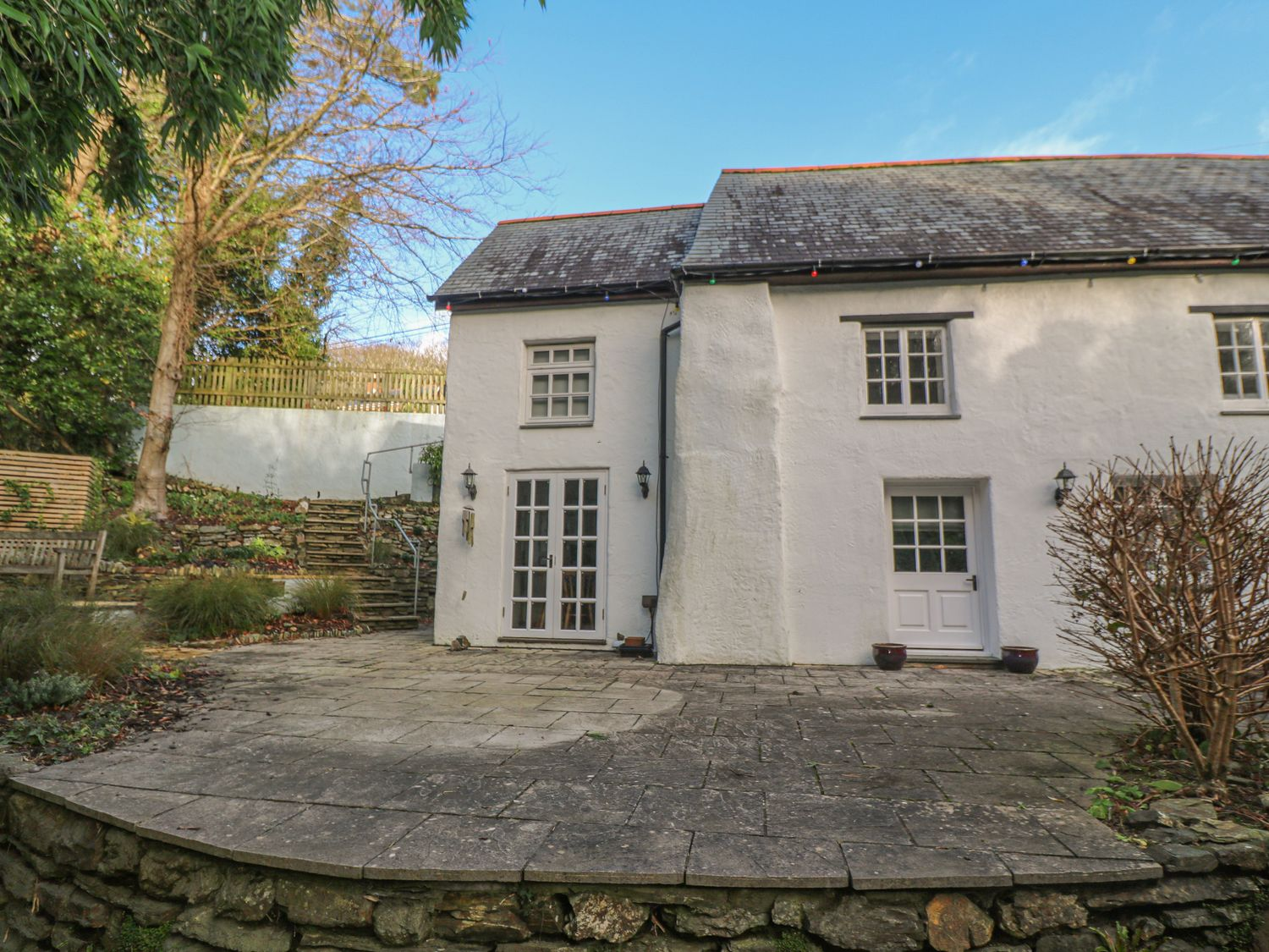 3 Rose Cottages - Cornwall - 1033741 - photo 1