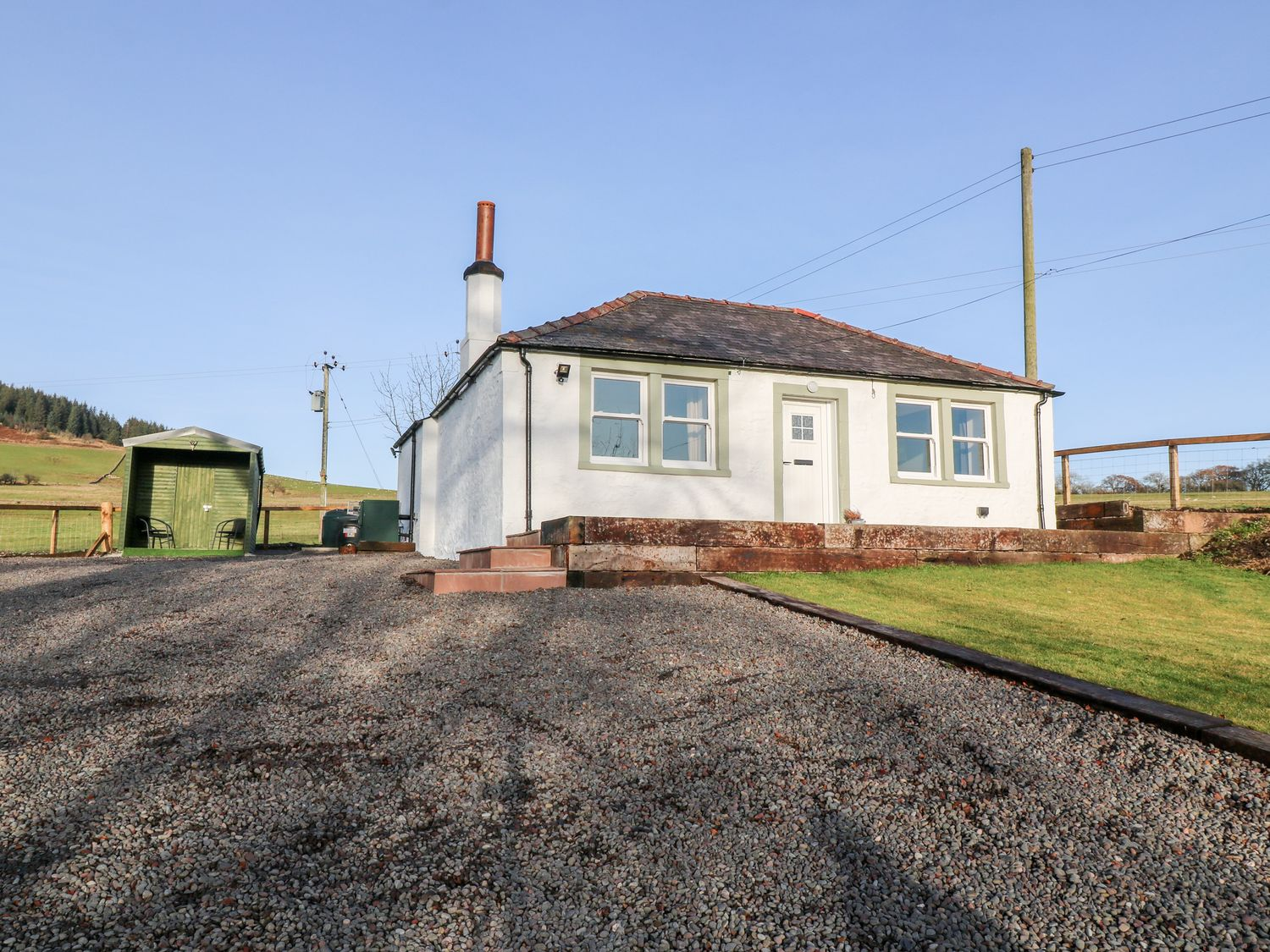 Glebe Cottage - Scottish Lowlands - 1034296 - photo 1