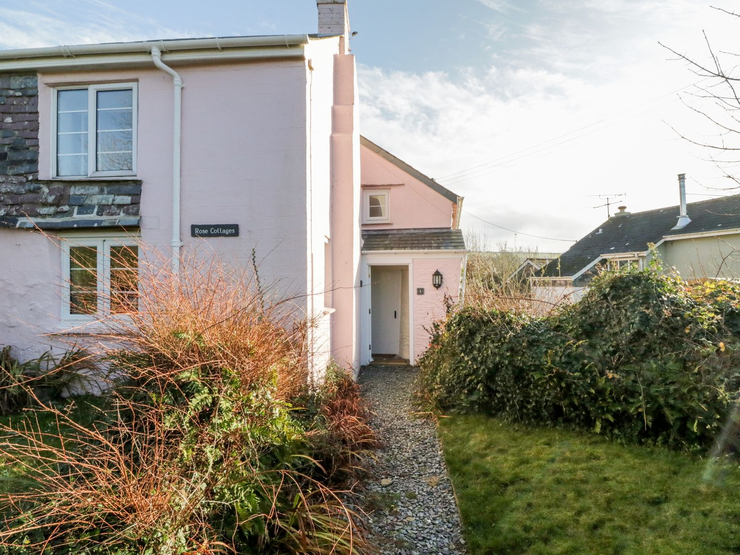 1 Rose Cottages - Cornwall - 1034354 - photo 1