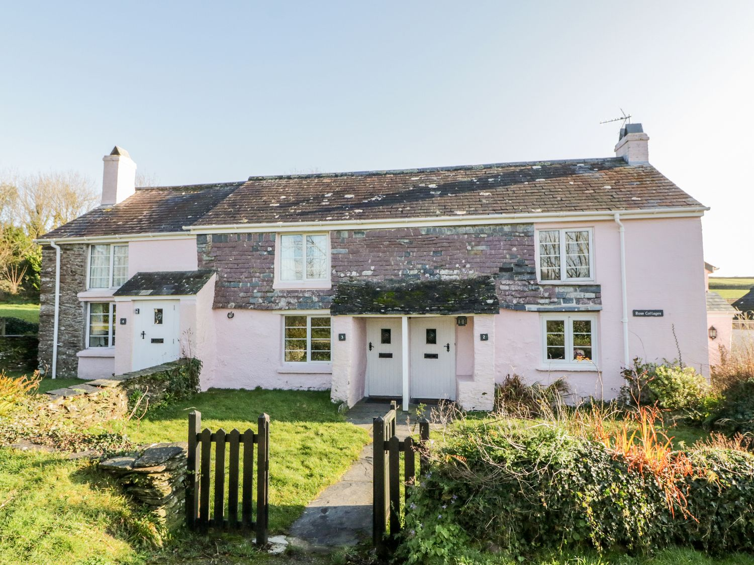 2 Rose Cottages - Cornwall - 1034355 - photo 1