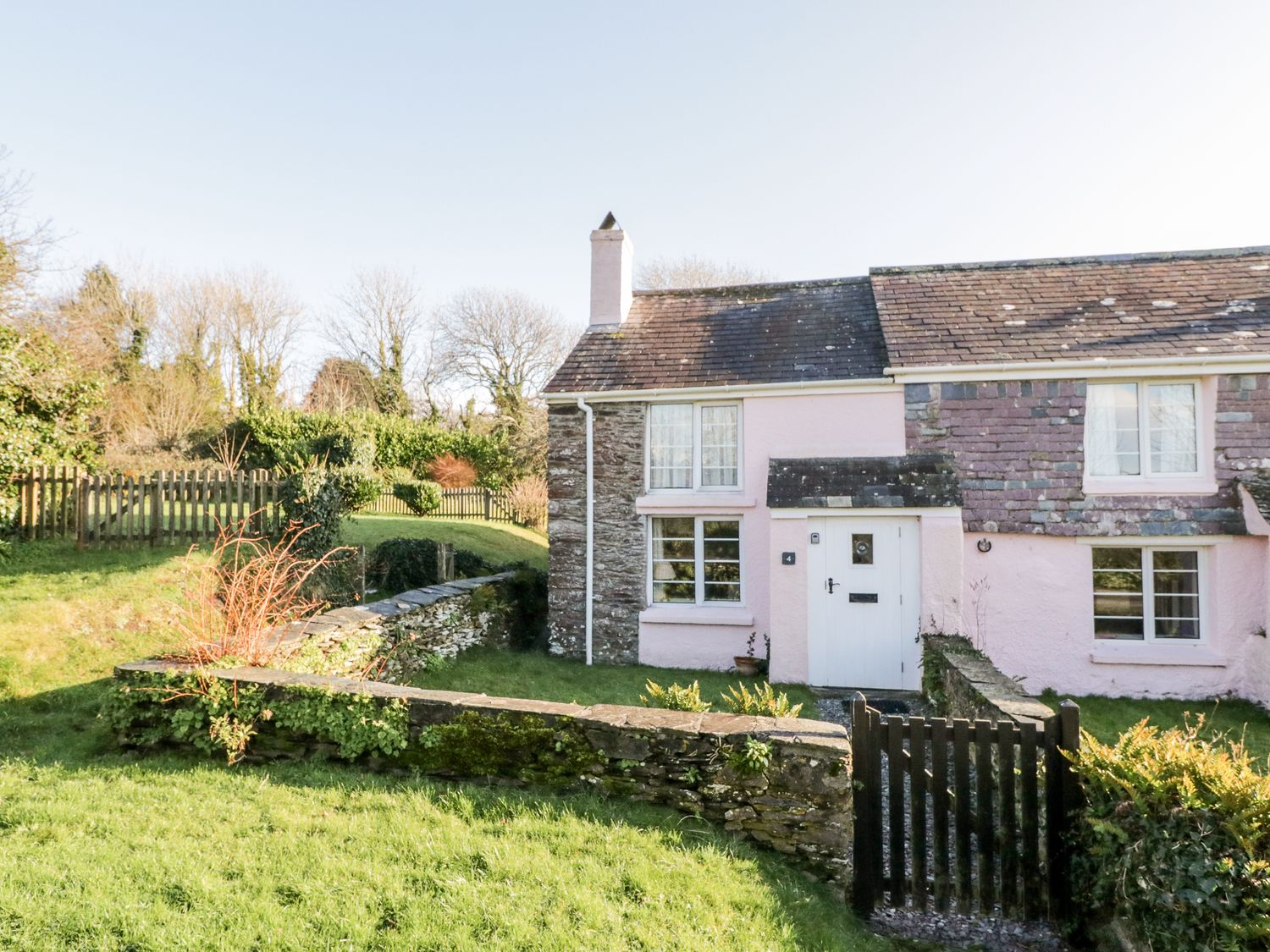 4 Rose Cottages - Cornwall - 1034357 - photo 1