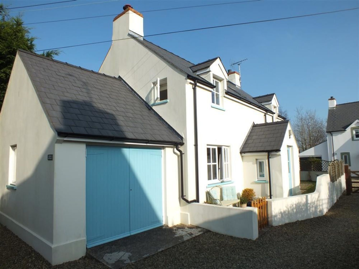 Curlew Cottage - South Wales - 1035582 - photo 1