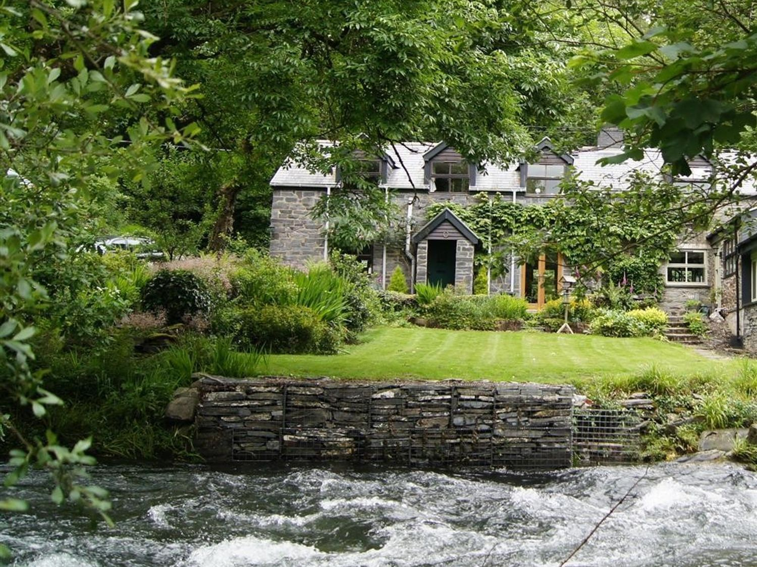 Dovey Valley Cottage - North Wales - 1035594 - photo 1