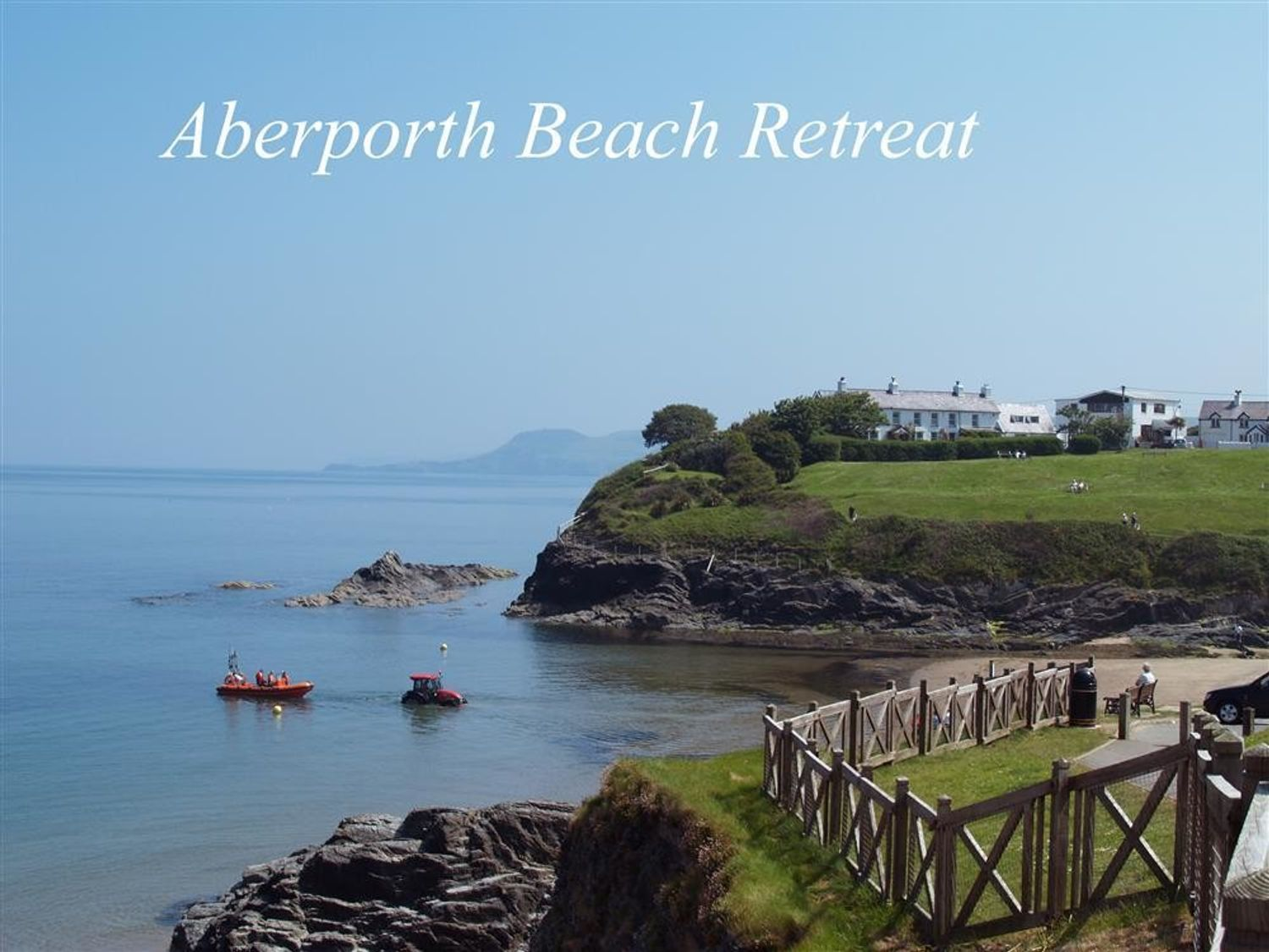 Beach Retreat - South Wales - 1036081 - photo 1