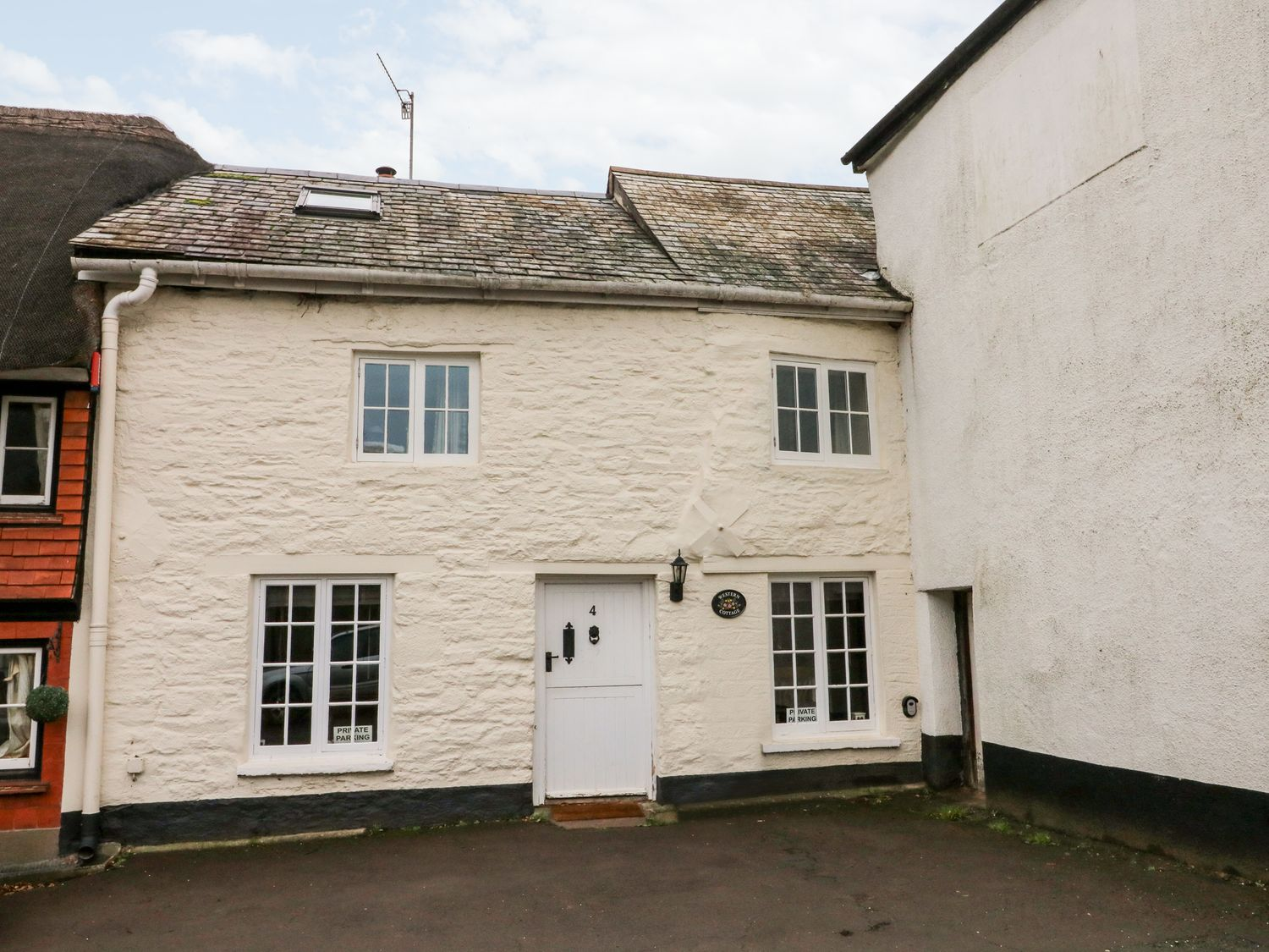 Western Cottage - Somerset & Wiltshire - 1036340 - photo 1