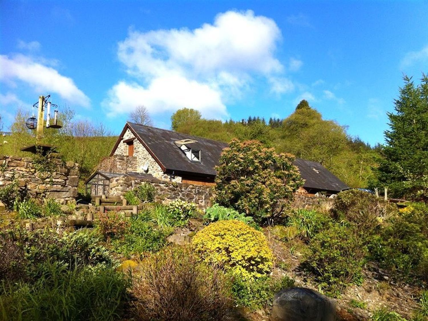 Upper Barn Cottage - North Wales - 1036369 - photo 1