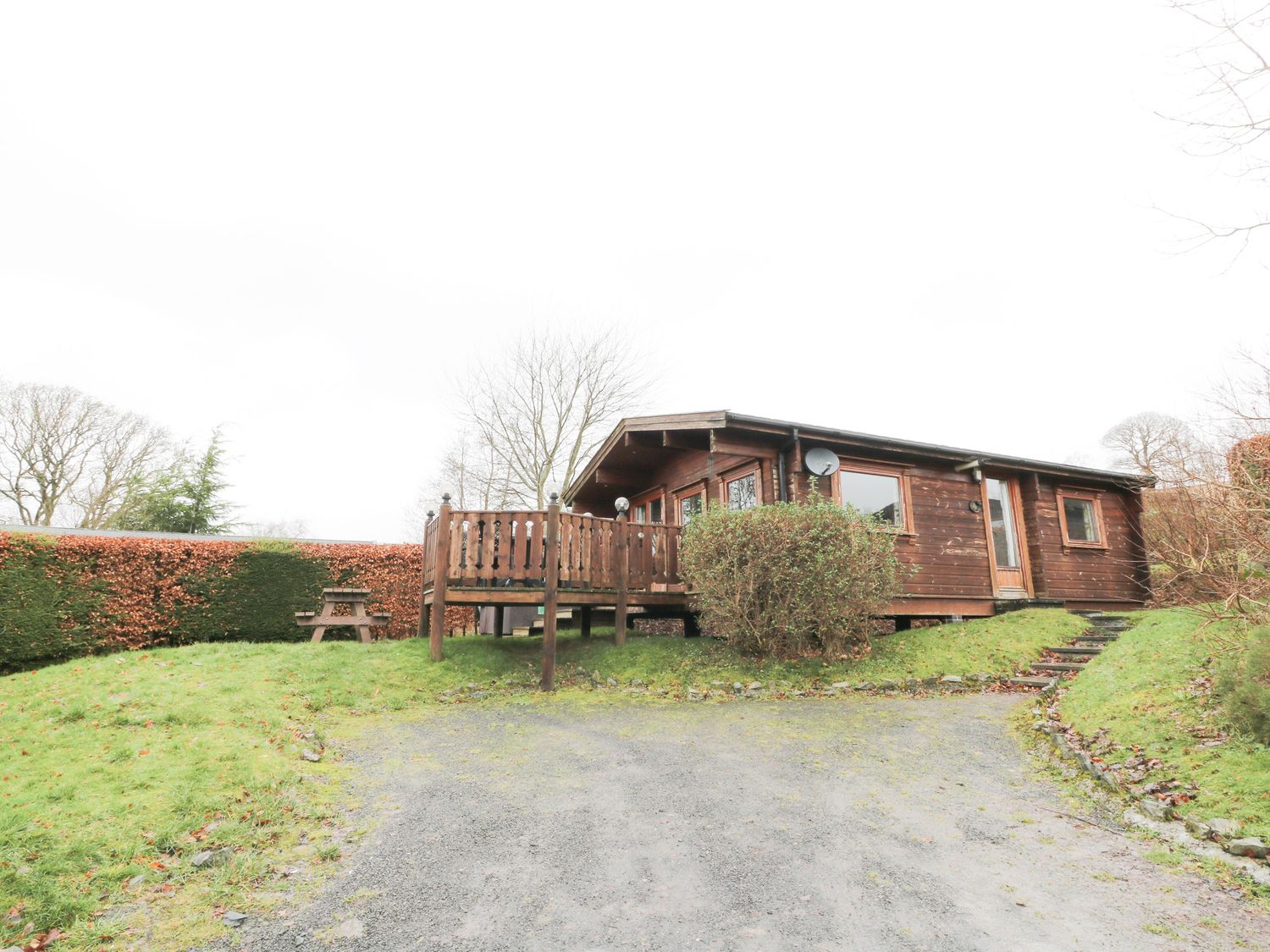 Barn Owl Lodge - Mid Wales - 1037959 - photo 1