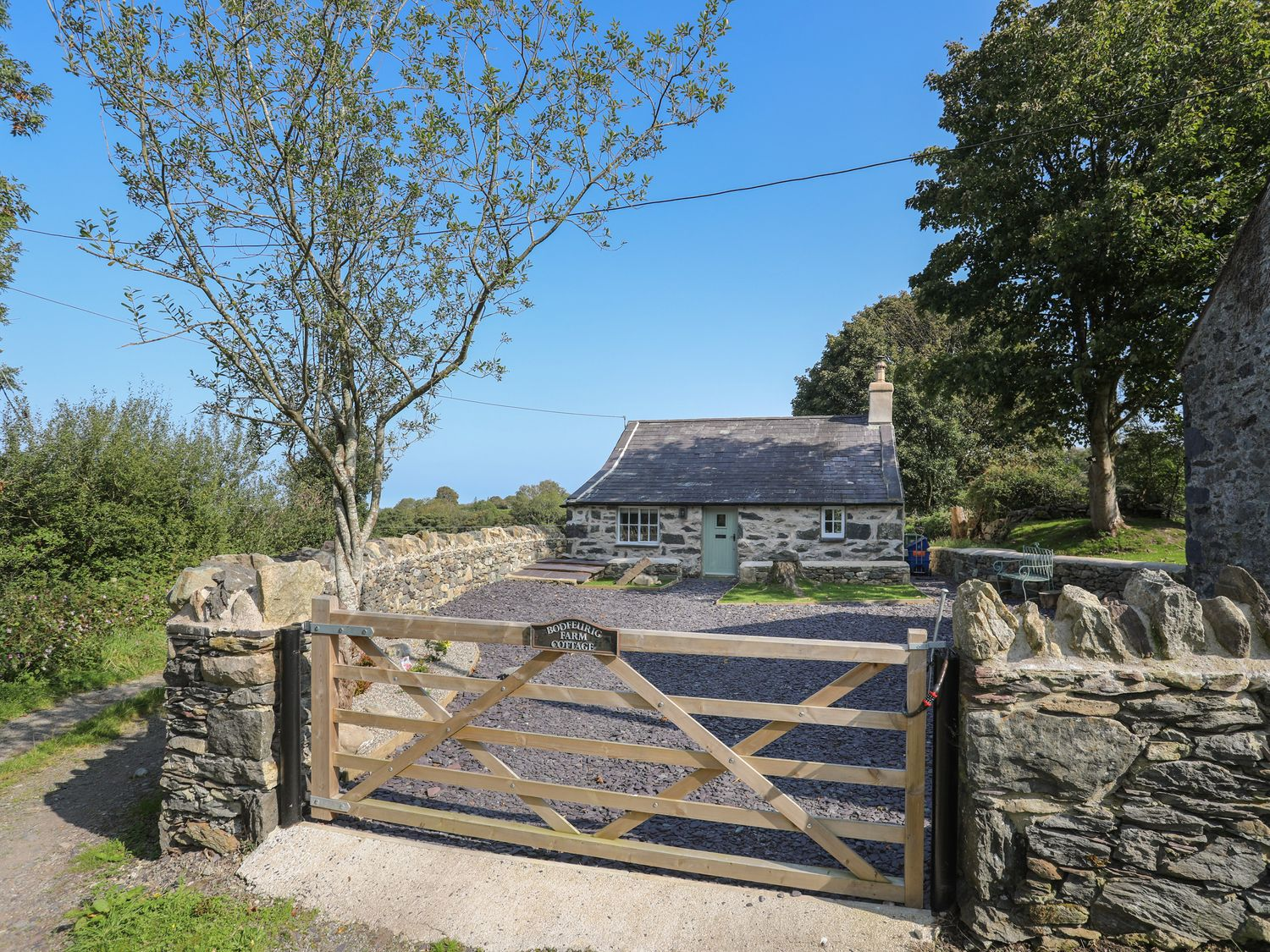 Bodfeurig Farm Cottage - North Wales - 1038116 - photo 1