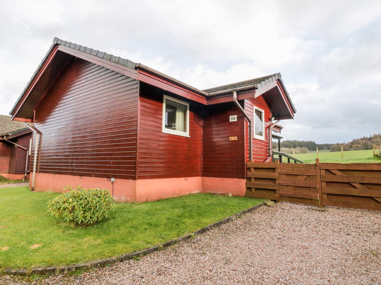 Lusa Lodge - Scottish Lowlands - 1038231 - photo 1