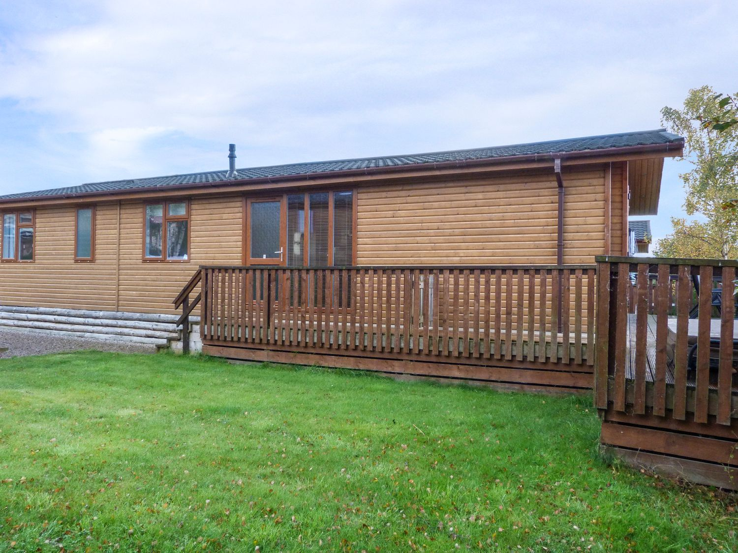 Clachnaben View Lodge - Scottish Lowlands - 1039289 - photo 1
