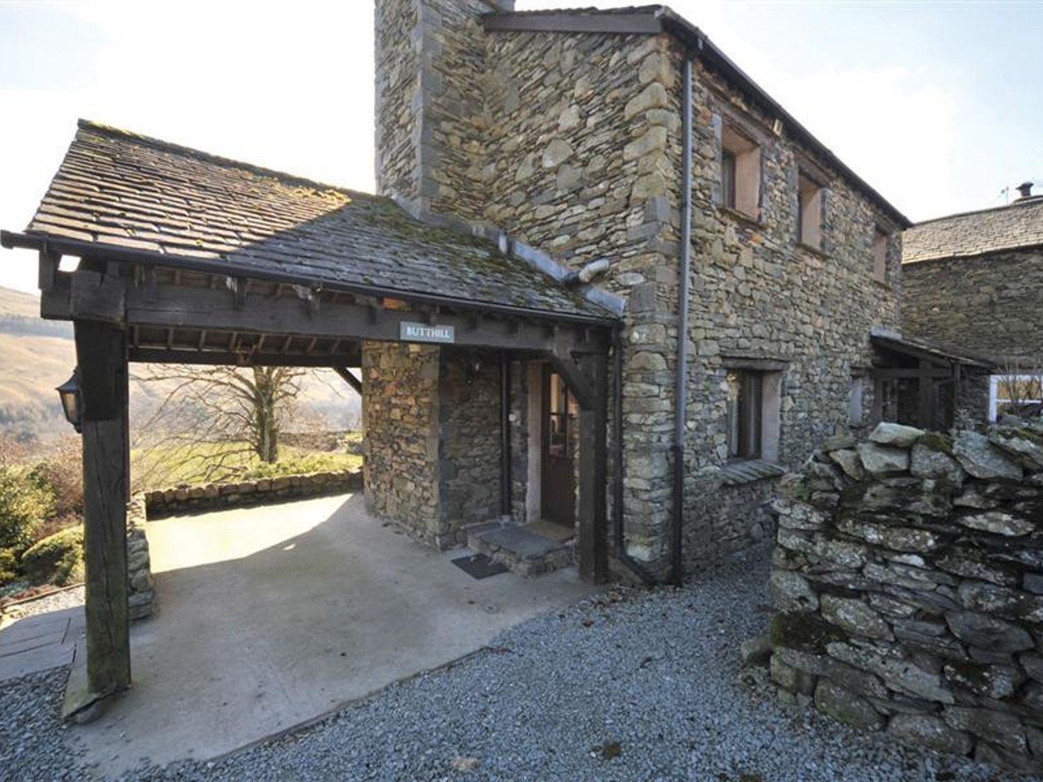Butt Hill Cottage - Lake District - 1040998 - photo 1