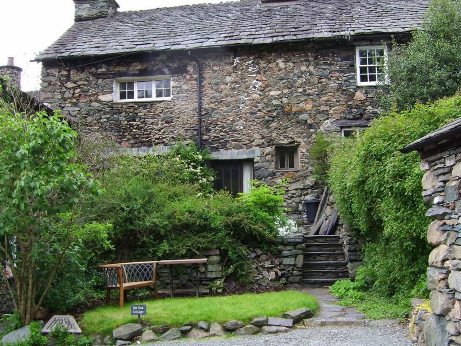 Old Oak Cottage - Lake District - 1041072 - photo 1
