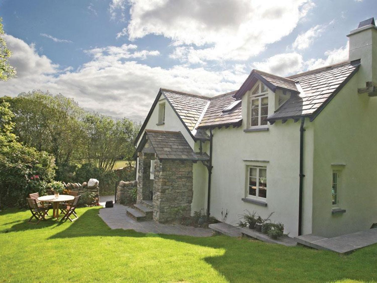 Rose Cottage At Woodland - Lake District - 1041147 - photo 1