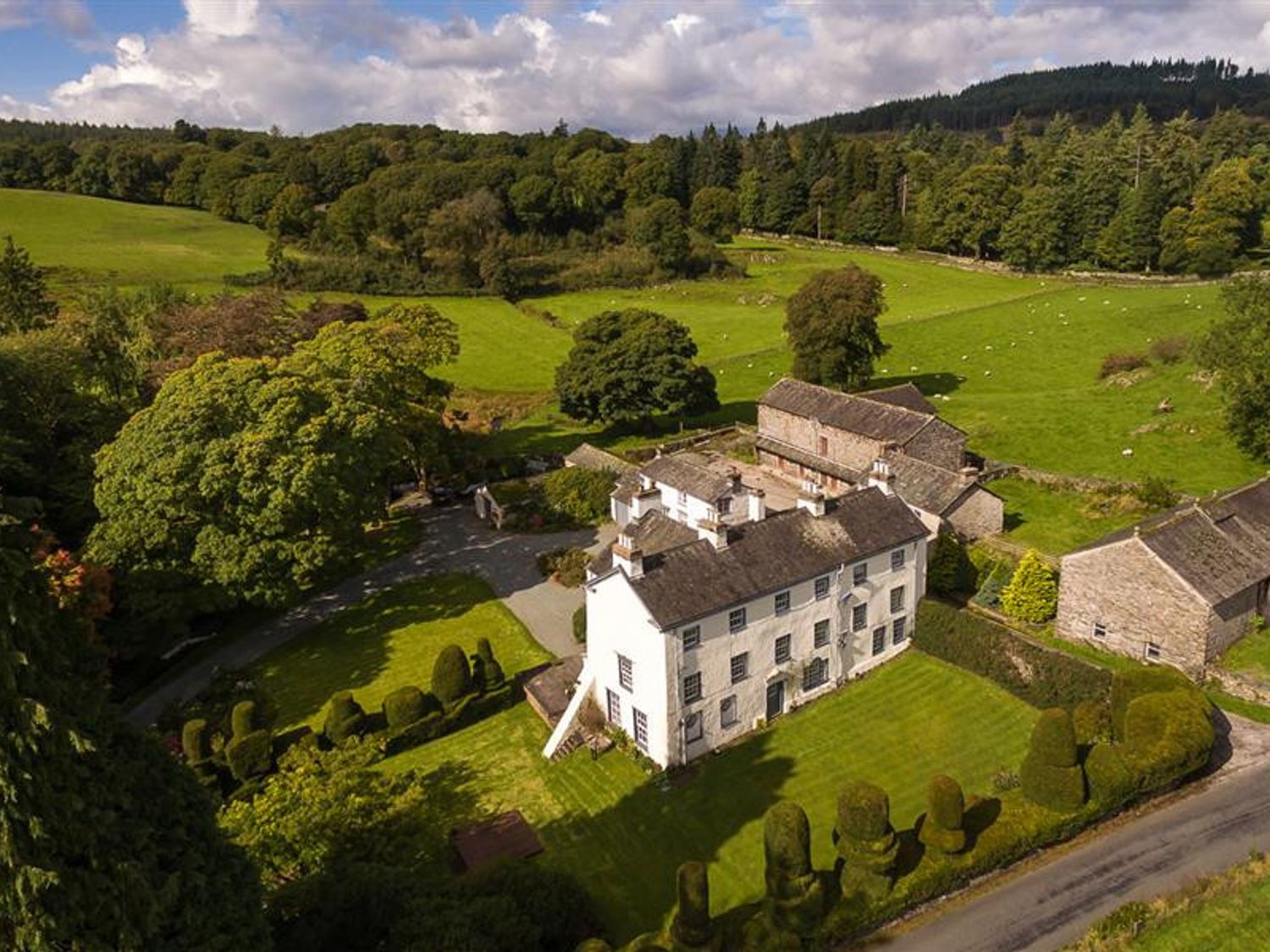 Low Graythwaite Hall - Lake District - 1042104 - photo 1