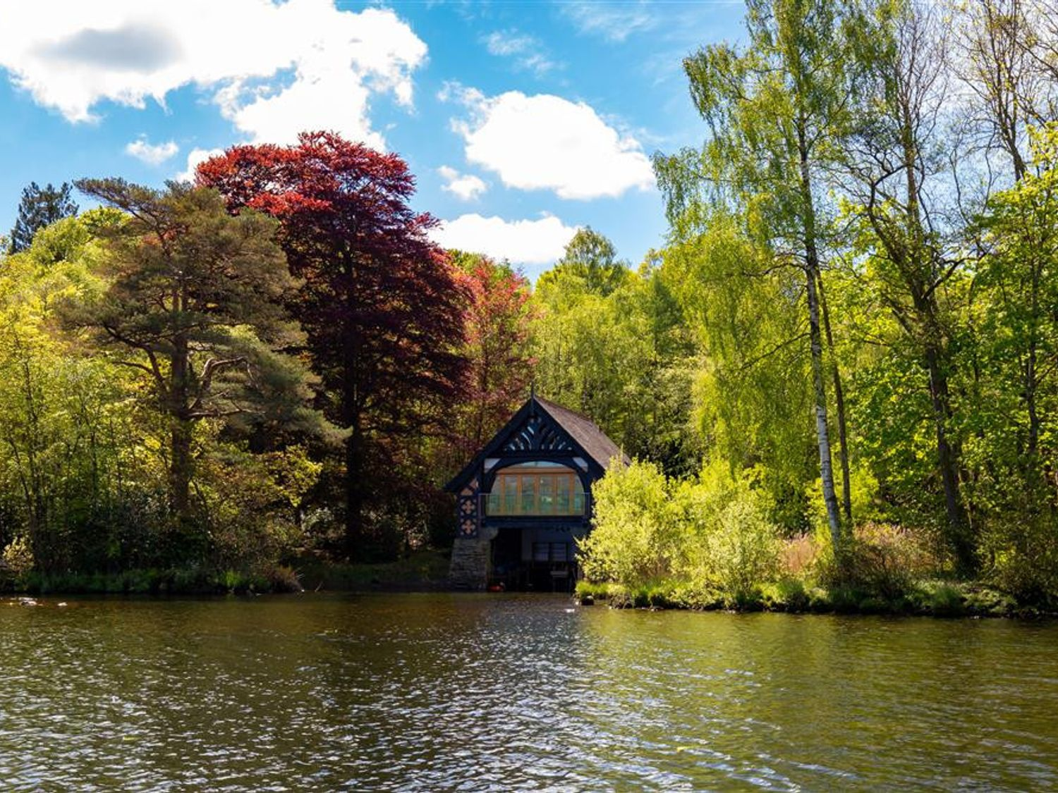 The Boathouse, Pullwood - Lake District - 1042514 - photo 1