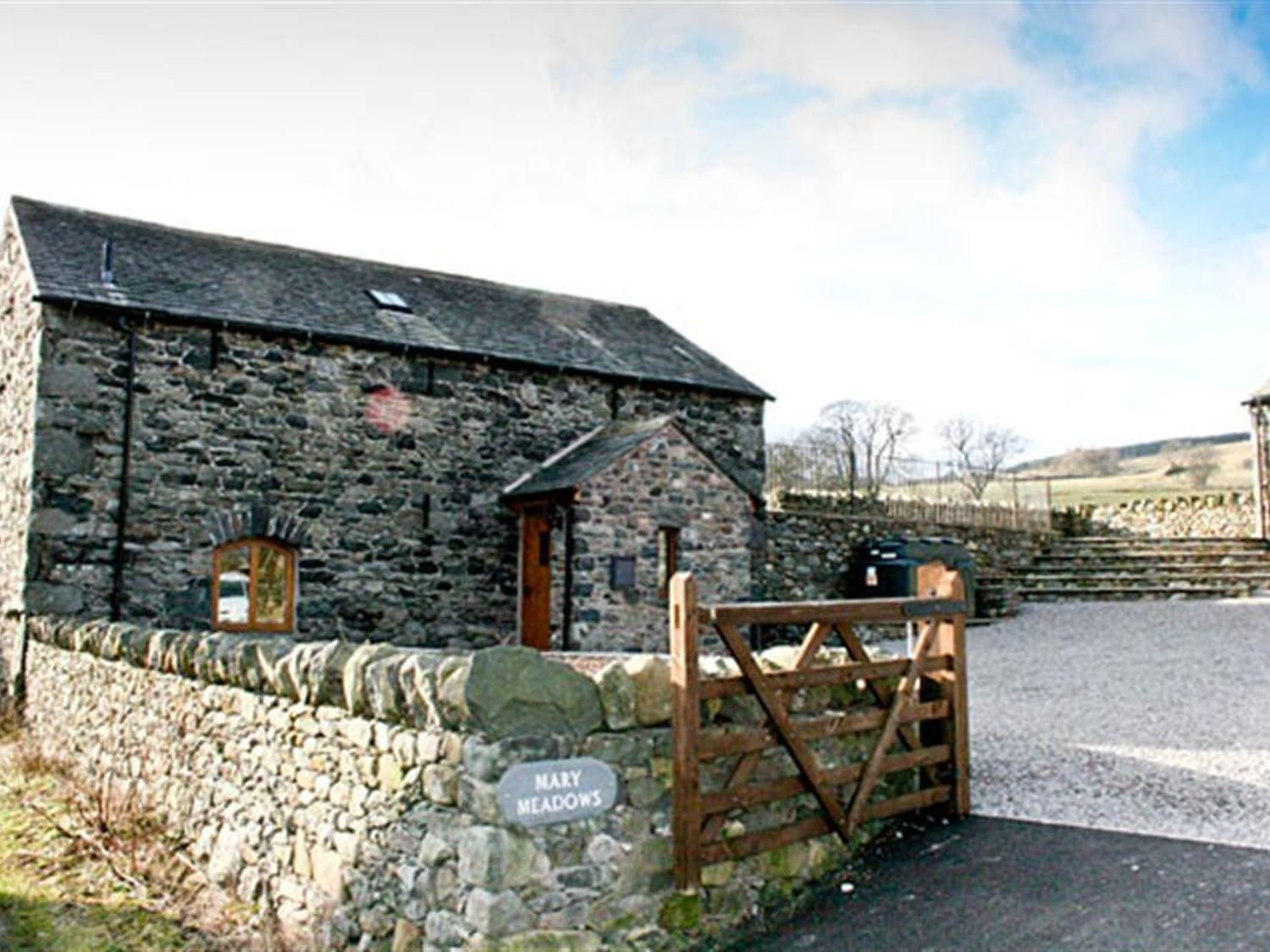 Mary Meadows Barn - Lake District - 1042984 - photo 1