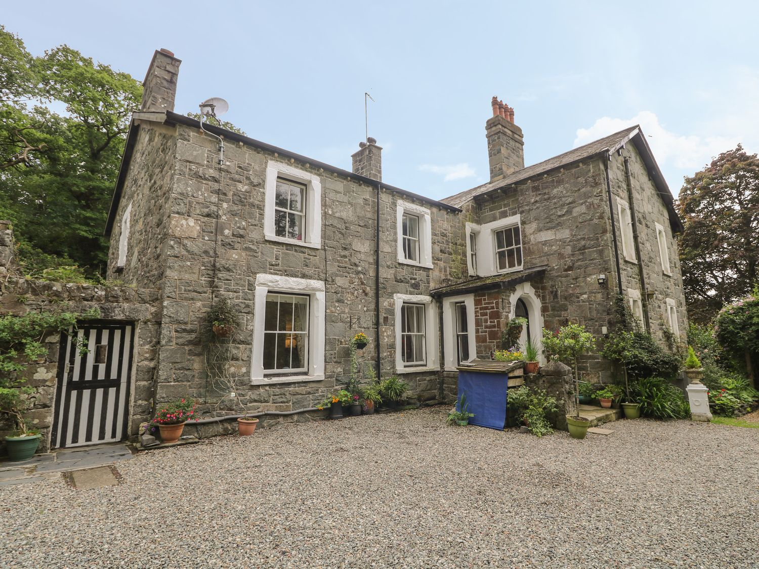 Plas Hendre Guest Wing - North Wales - 1043662 - photo 1