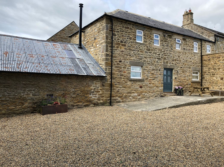 Todridge Barn - Northumberland - 1043812 - photo 1