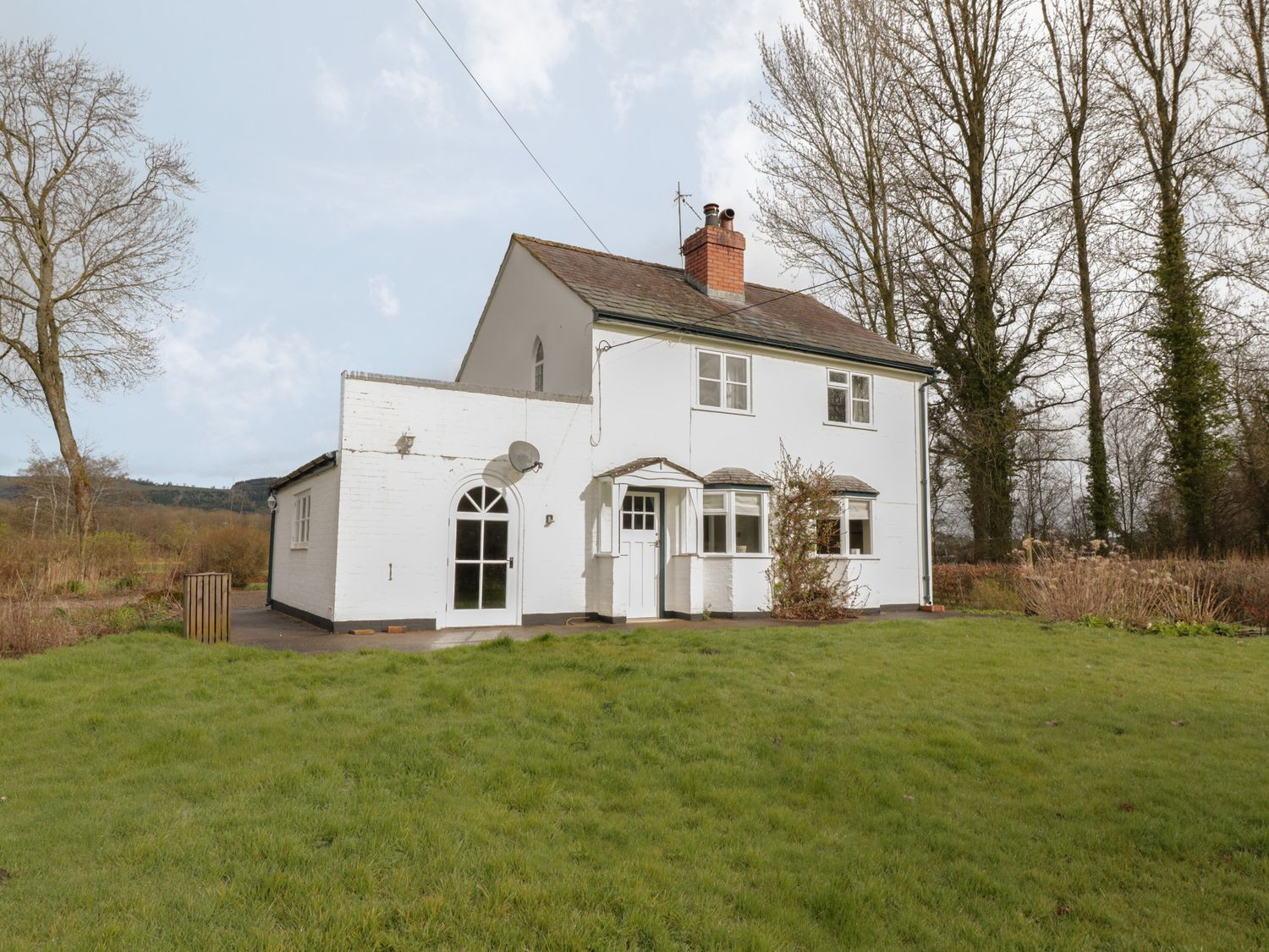 Glanbrogan Cottage - Mid Wales - 1044629 - photo 1