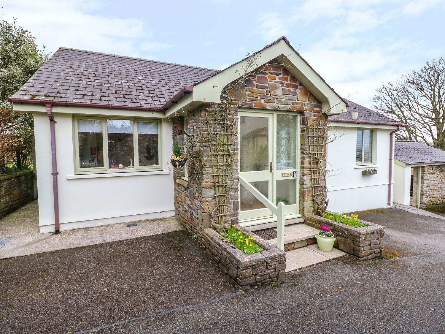 Woodgreen Cottage - South Wales - 1044844 - photo 1