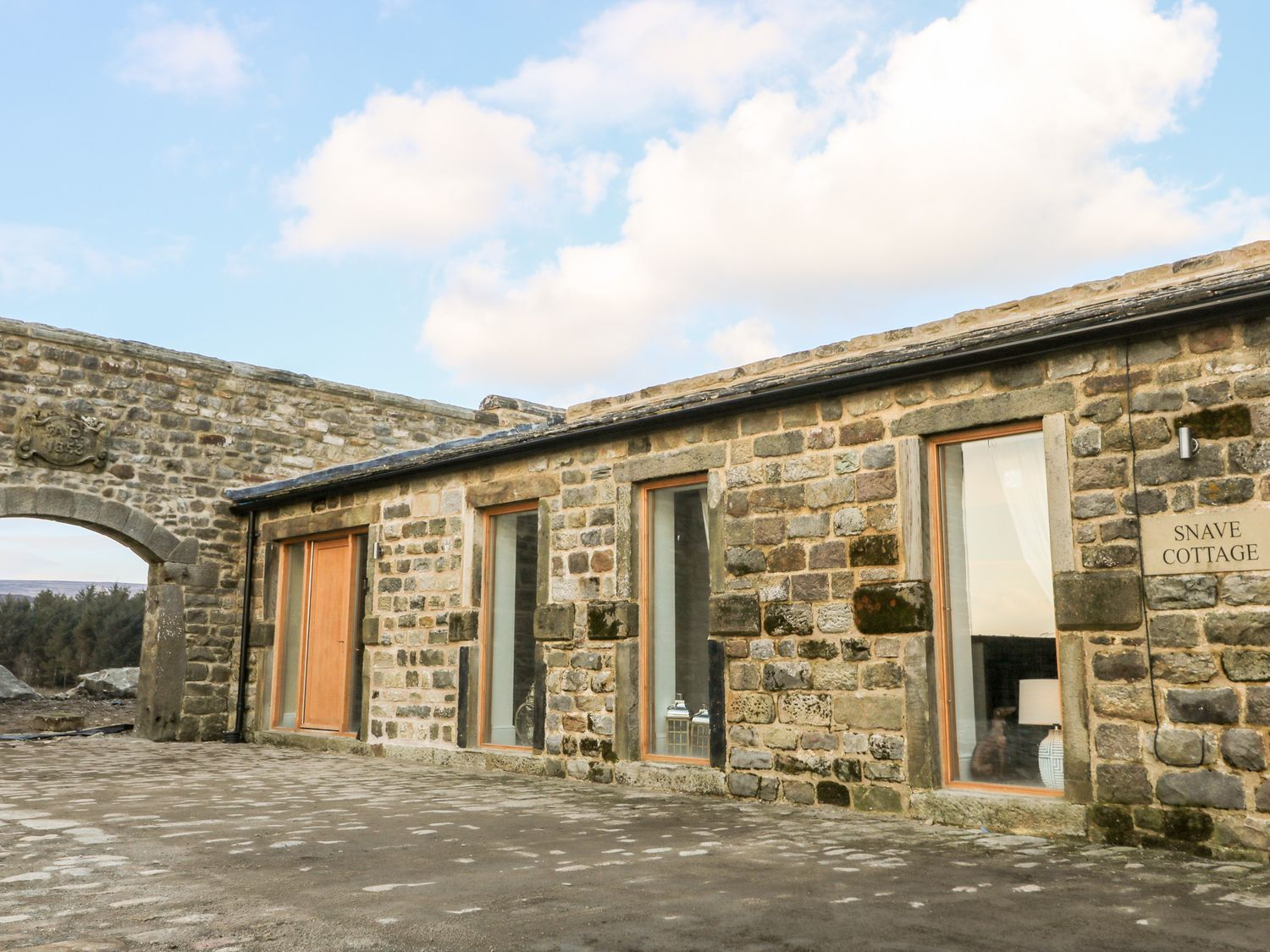 Snave Cottage - Yorkshire Dales - 1045628 - photo 1