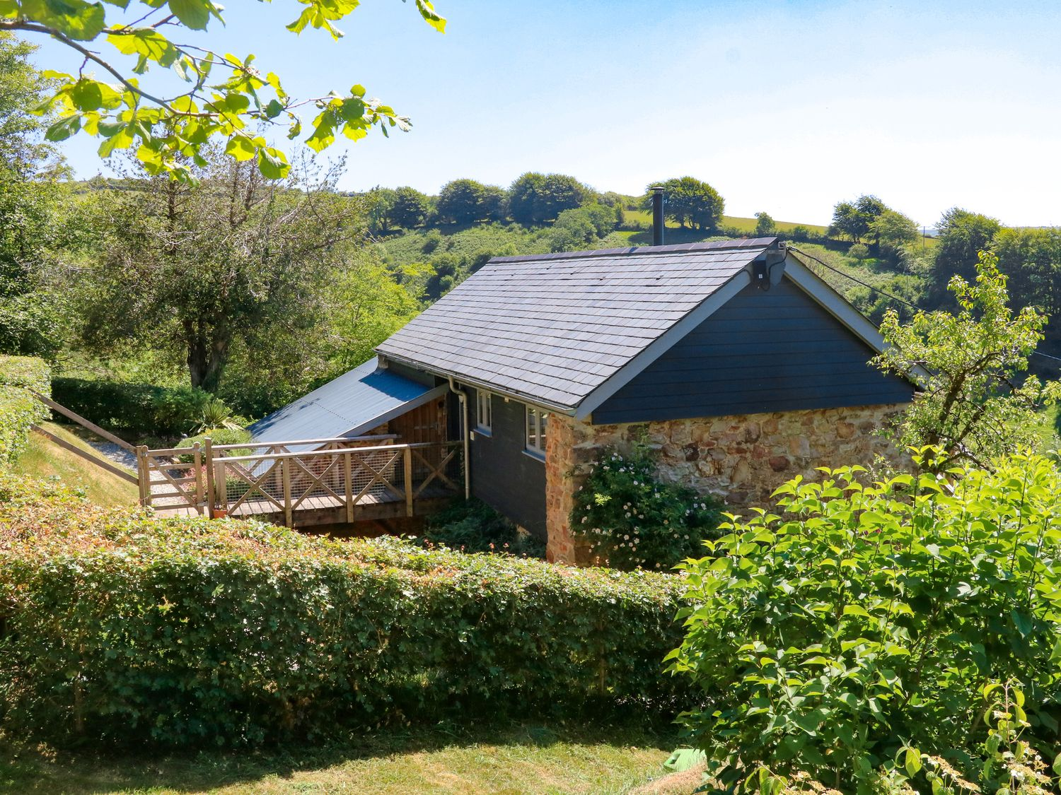 Higher Bumsley Barn - Devon - 1046399 - photo 1