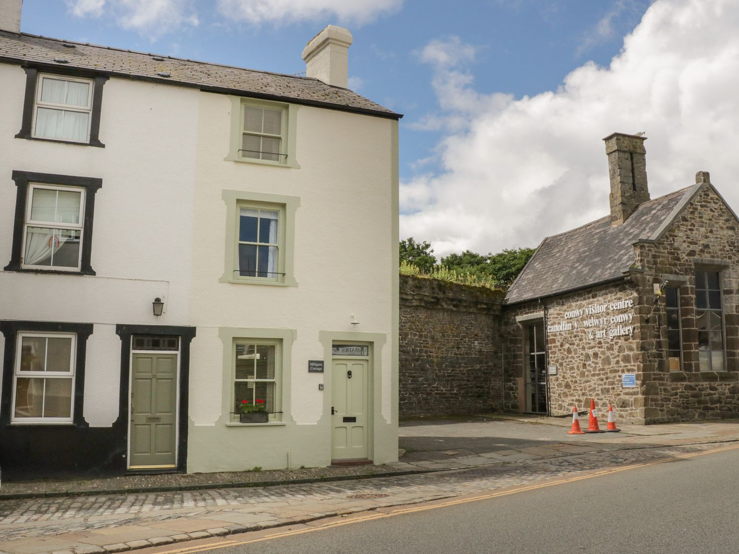 Millgate Cottage - North Wales - 1046532 - photo 1