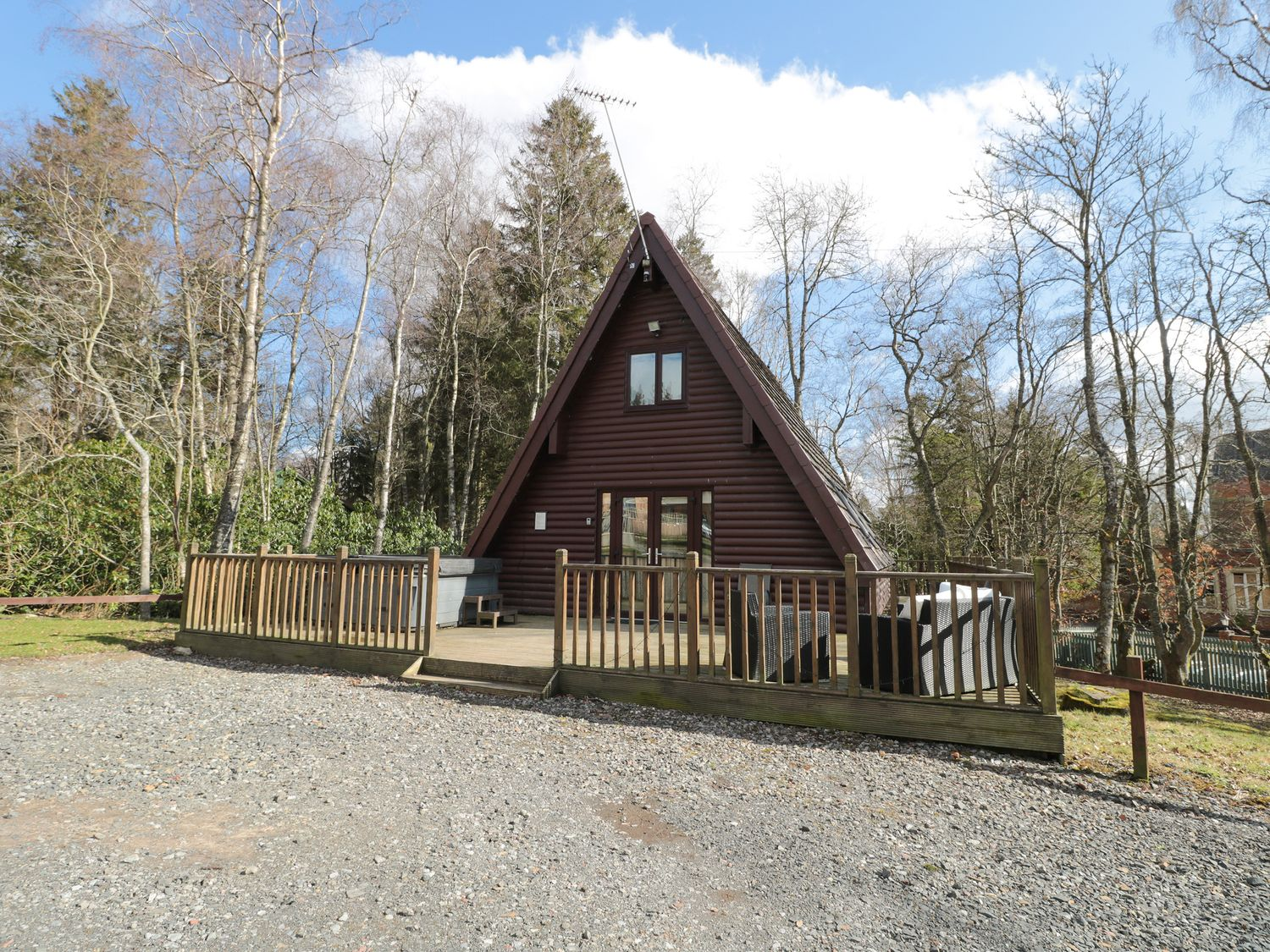 Squirrel Lodge - Northumberland - 1046570 - photo 1