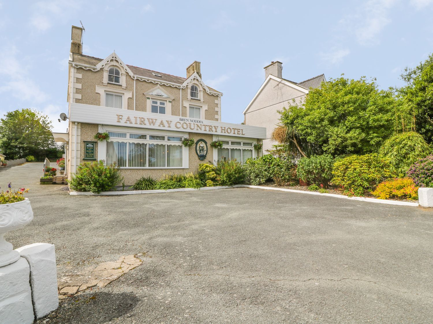 Bryn Noddfa/Fairway Country Hotel - North Wales - 1047176 - photo 1