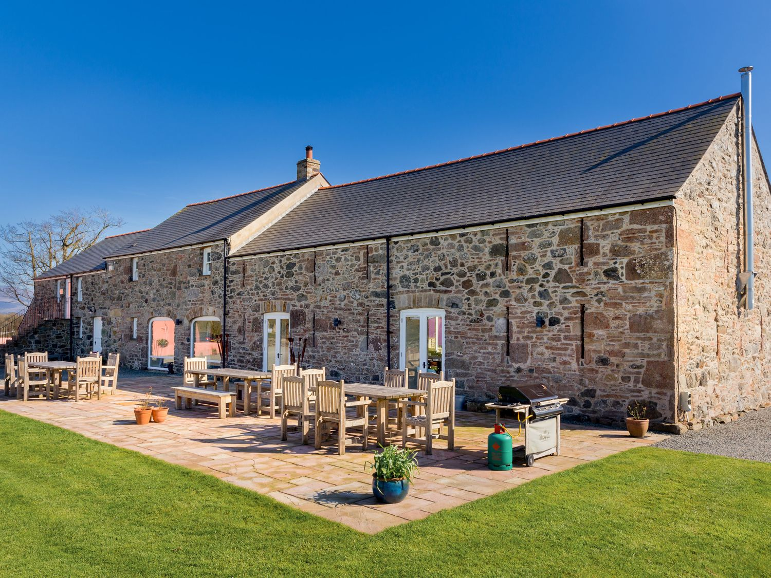 The Outbuildings - Anglesey - 1048267 - photo 1