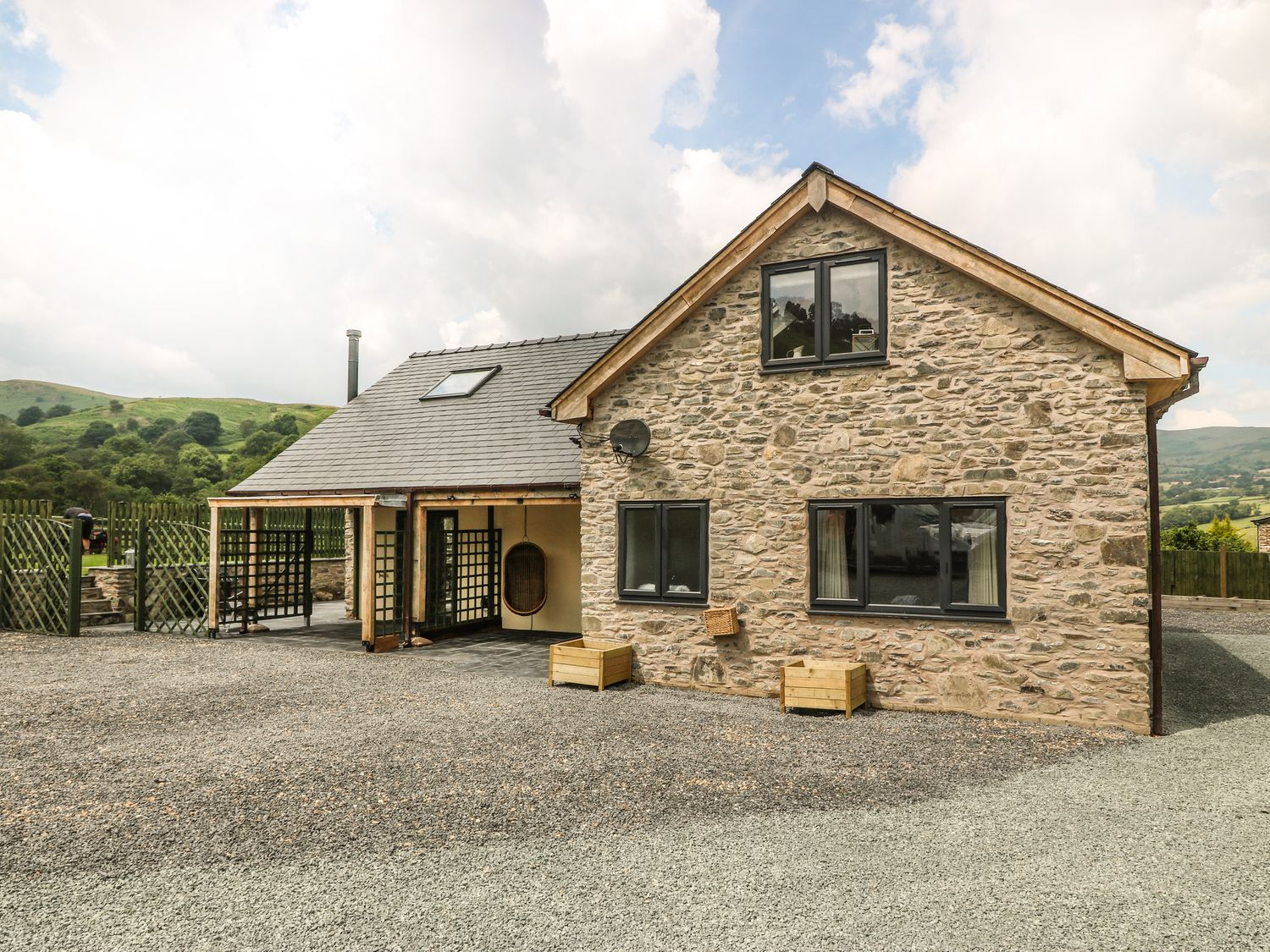 Y Stabl (The Stable - North Wales - 1049348 - photo 1