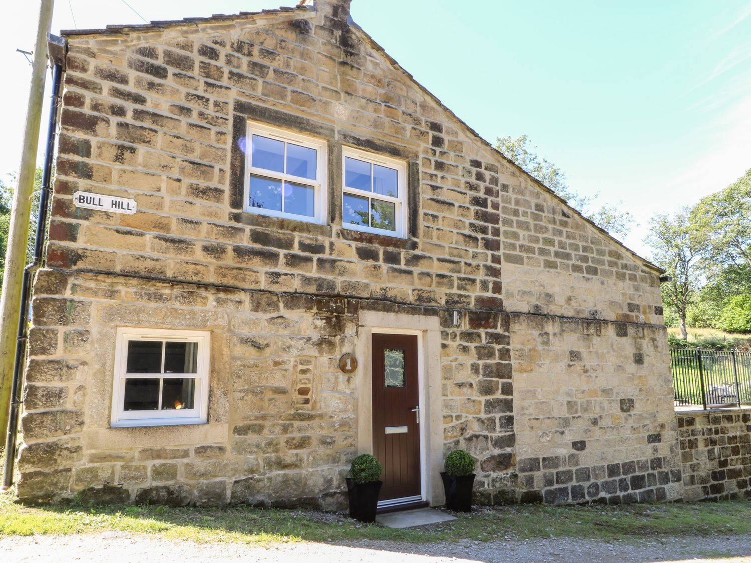 Bull Hill Cottage - Yorkshire Dales - 1050831 - photo 1
