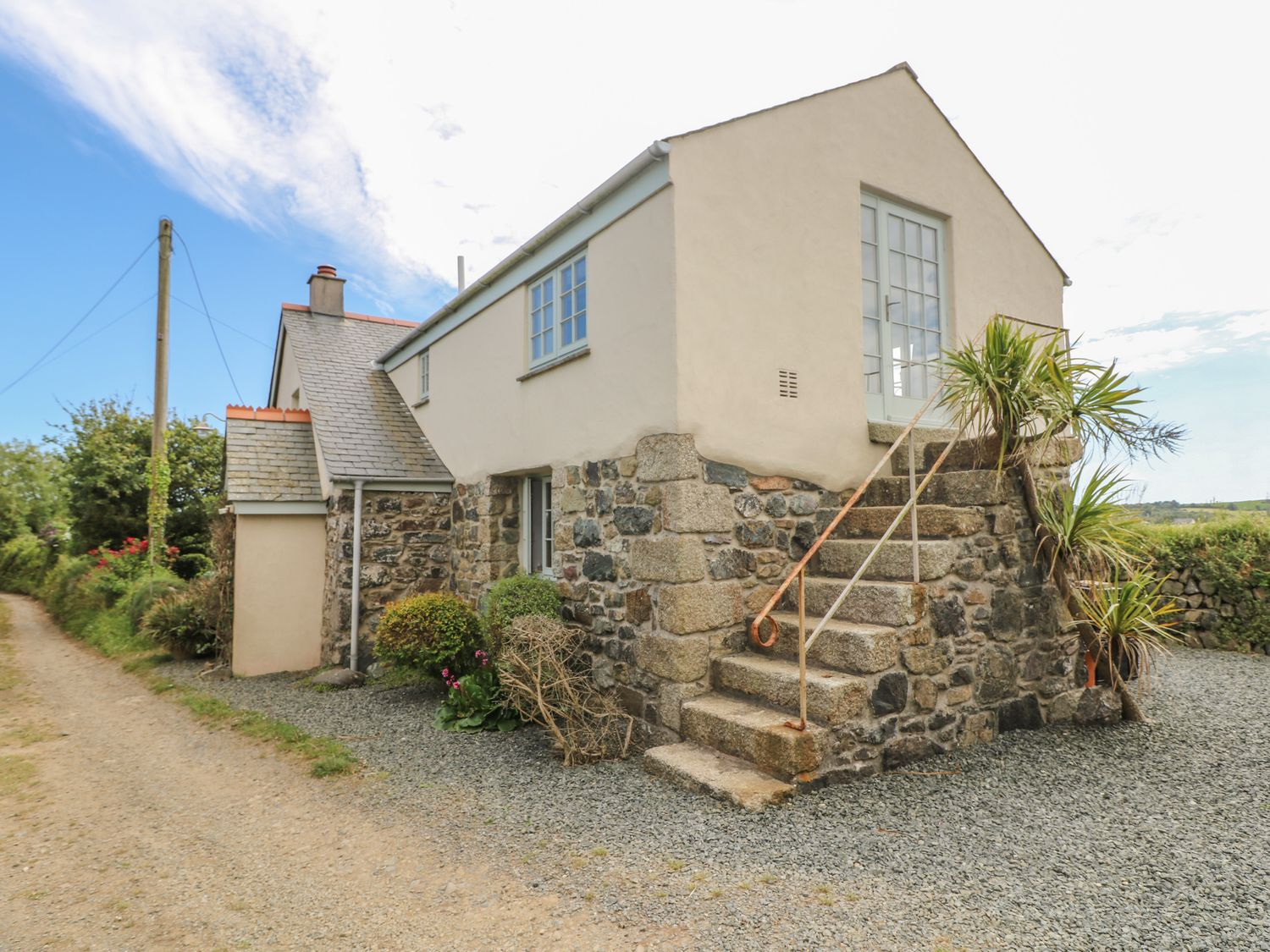Higher Roskorwell Cottage - Cornwall - 1051200 - photo 1