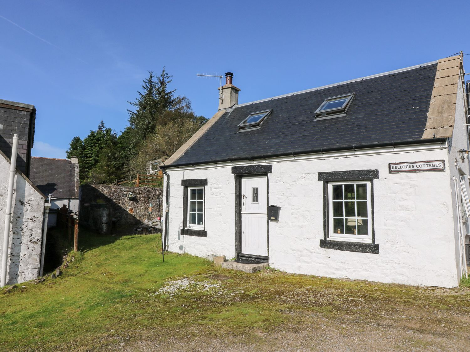 Kellocks Cottage - Scottish Lowlands - 1051809 - photo 1
