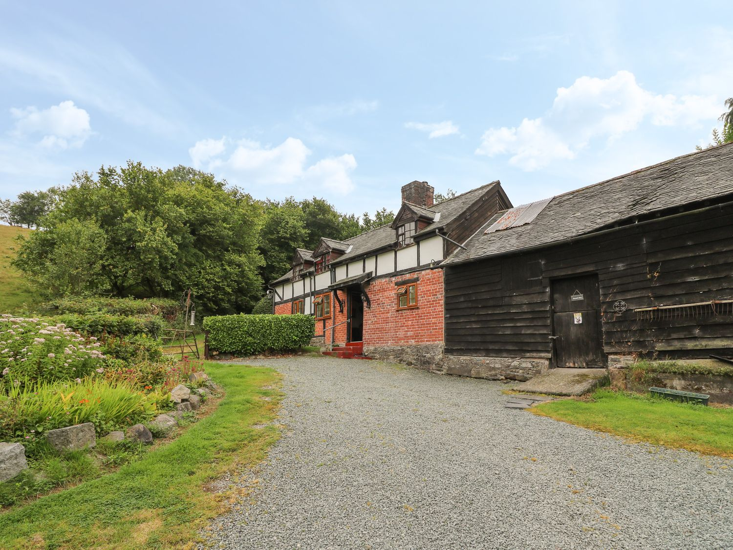 Caerau Farm House - Mid Wales - 1052365 - photo 1