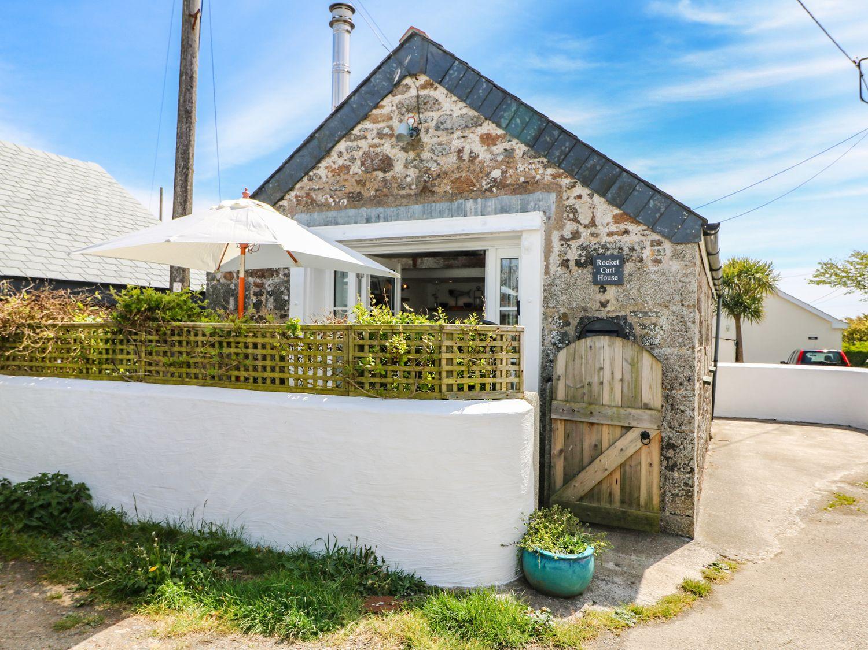Rocket Cart House - Cornwall - 1052524 - photo 1