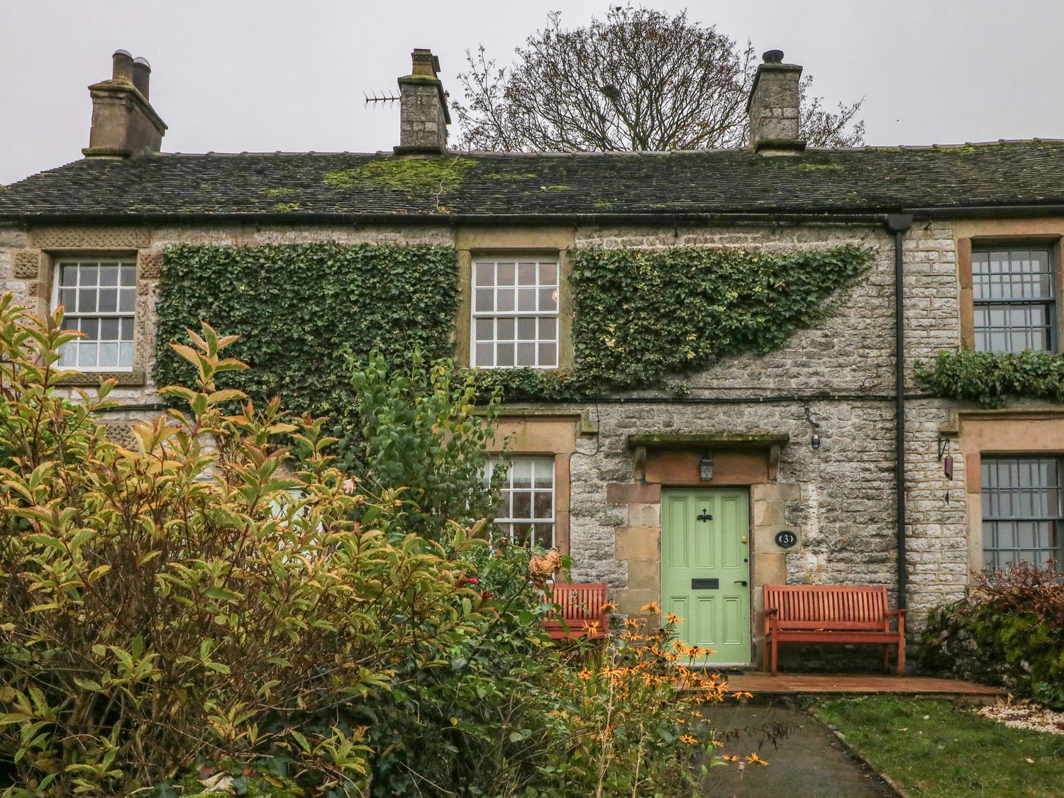 3 Old Hall Cottages - Peak District - 1052932 - photo 1