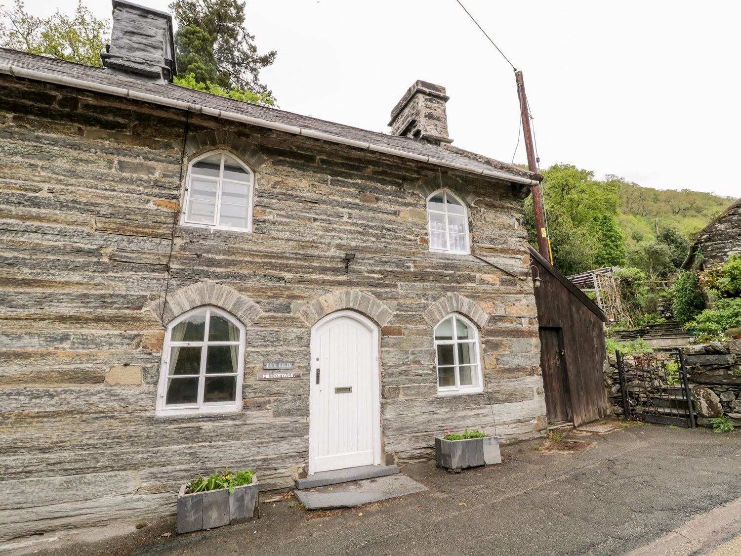 Mill Cottage - North Wales - 1054723 - photo 1