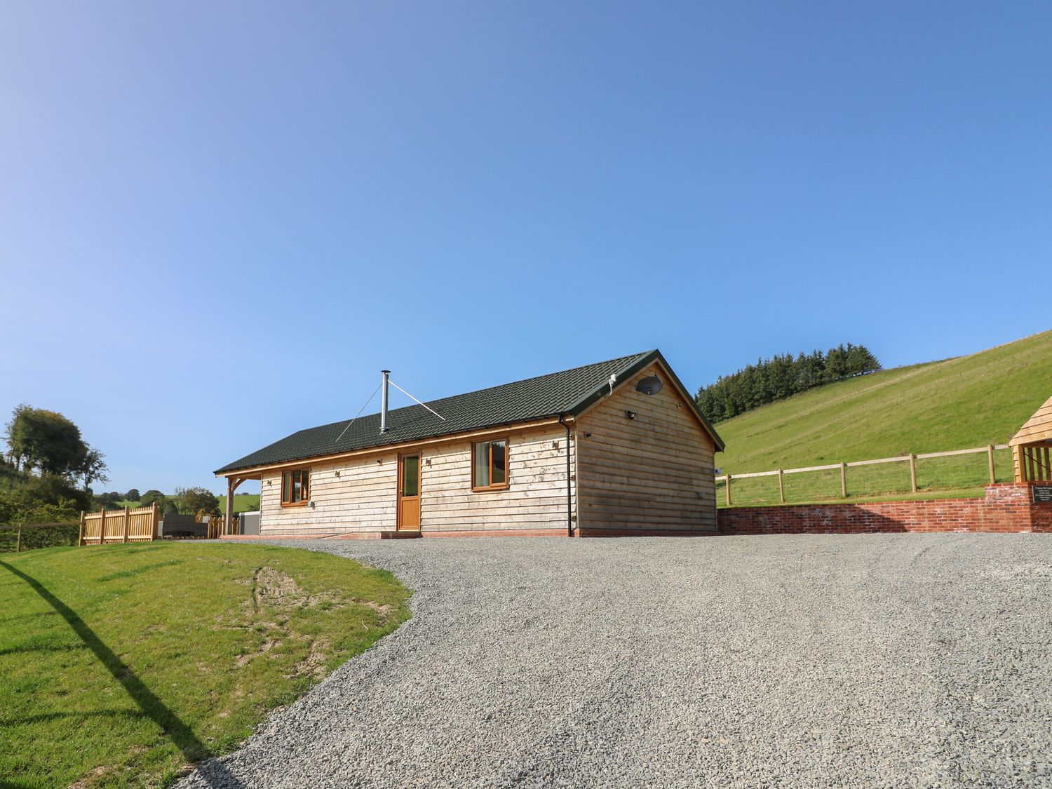 Ploony Hill Cabin - Mid Wales - 1055053 - photo 1