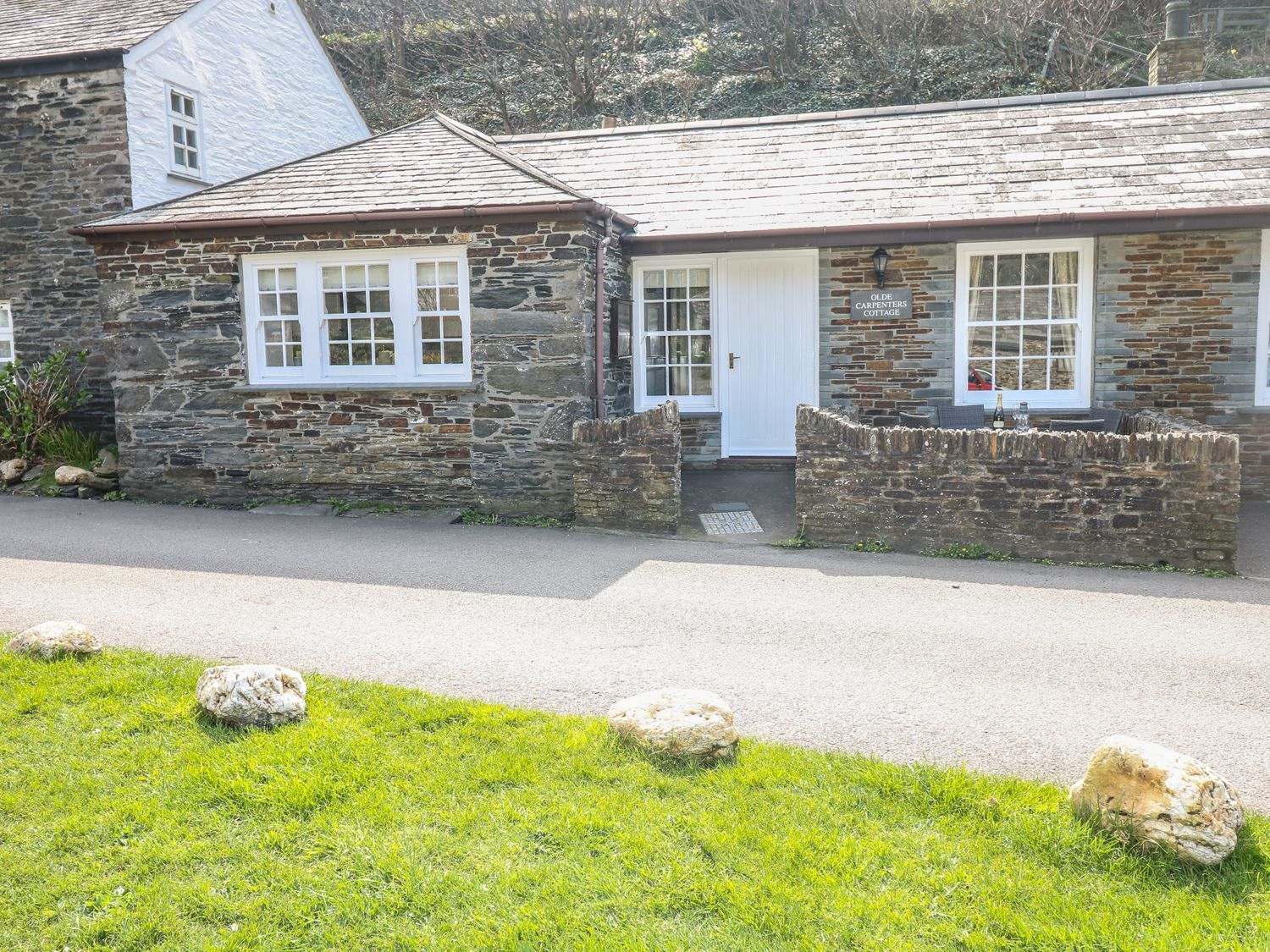 Olde Carpenters Cottage - Cornwall - 1055955 - photo 1