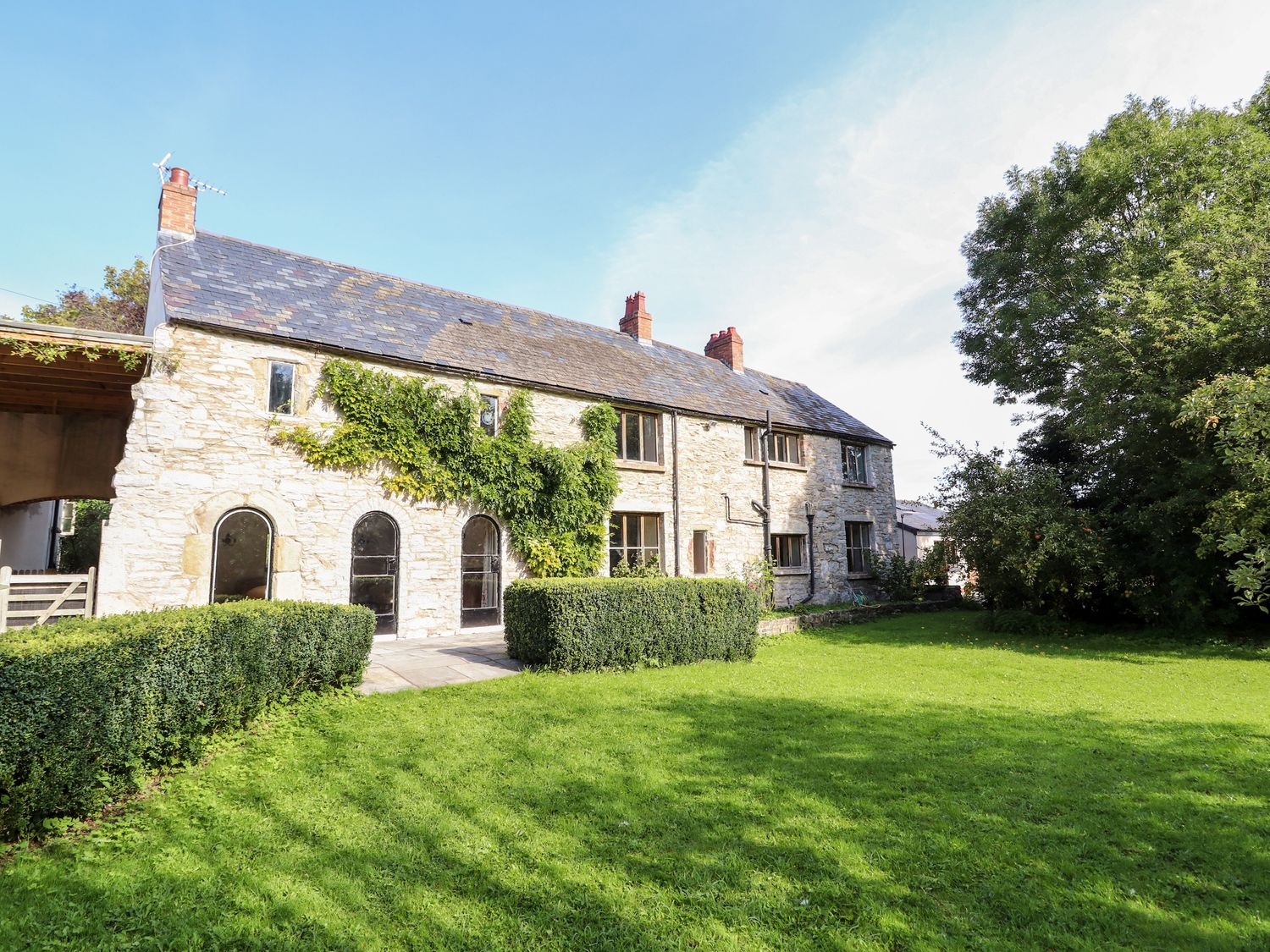 Abbey Cottage - North Wales - 1056018 - photo 1
